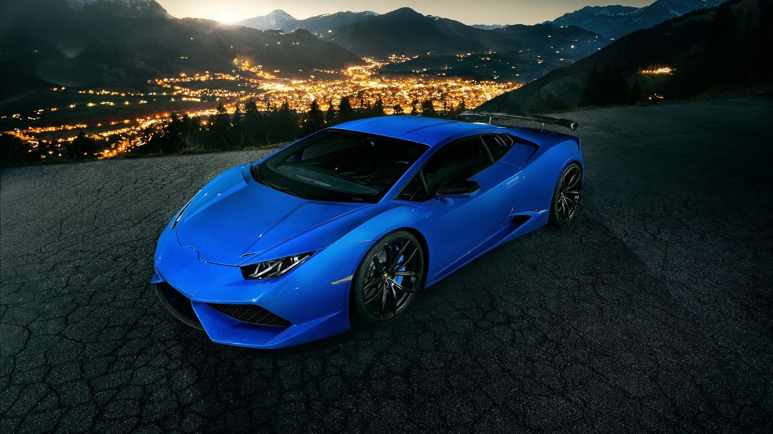 2015 Novitec Torado Lamborghini Huracan N Largo Wallpapers: 2015 Novitec Torado Lamborghini Huracan N Largo 7