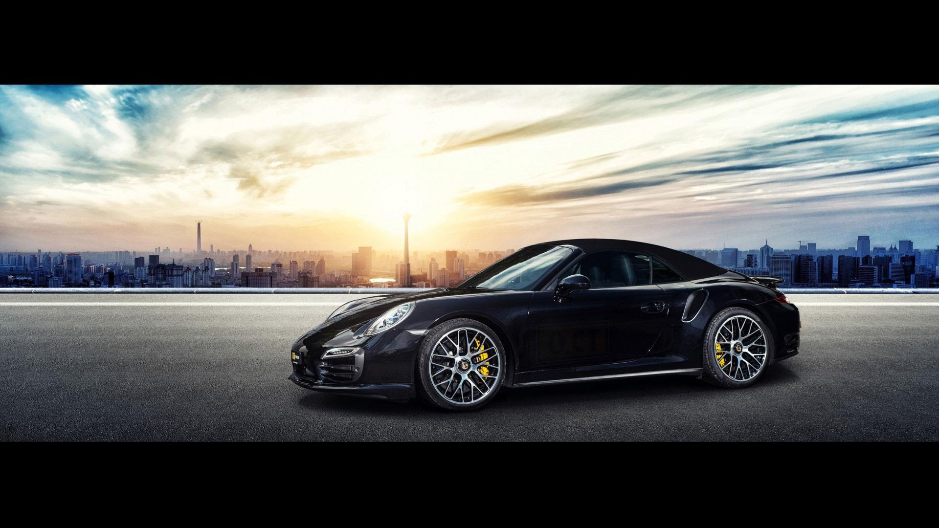 2015 OCT Tuning Porsche 911 Turbo S Wallpaper | HD Car ...