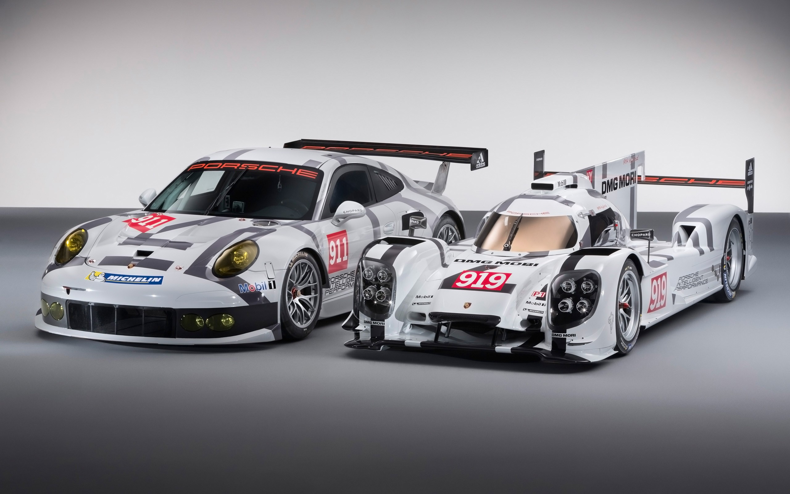 2015 porsche 919 hybrid le mans winner wallpaper | hd car wallpapers