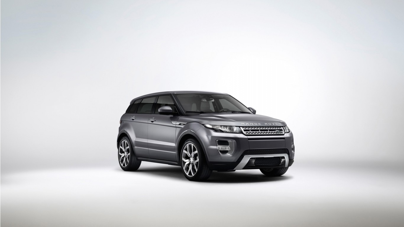 2015 range rover evoque autobiography wallpaper hd car. Black Bedroom Furniture Sets. Home Design Ideas