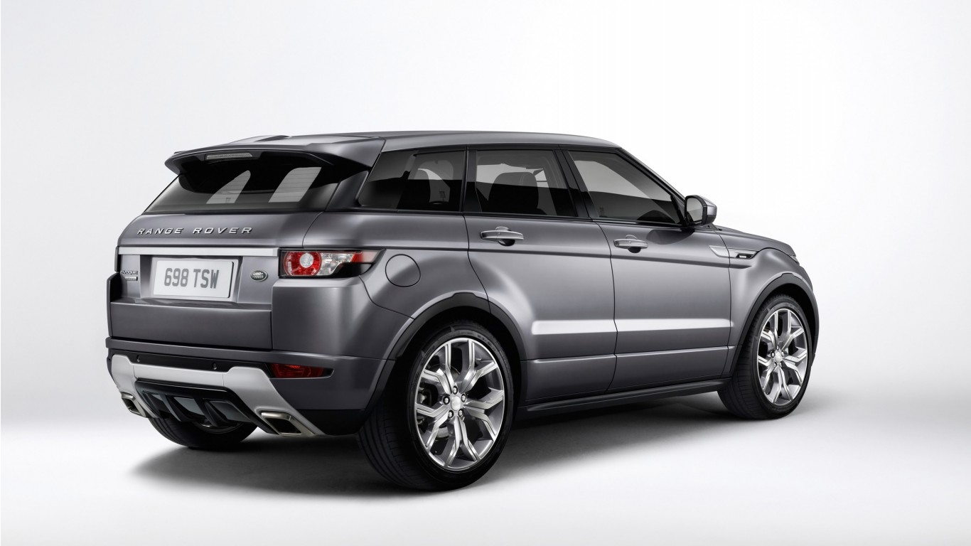 2015 Range Rover Evoque Autobiography 2 Wallpaper | HD Car ...