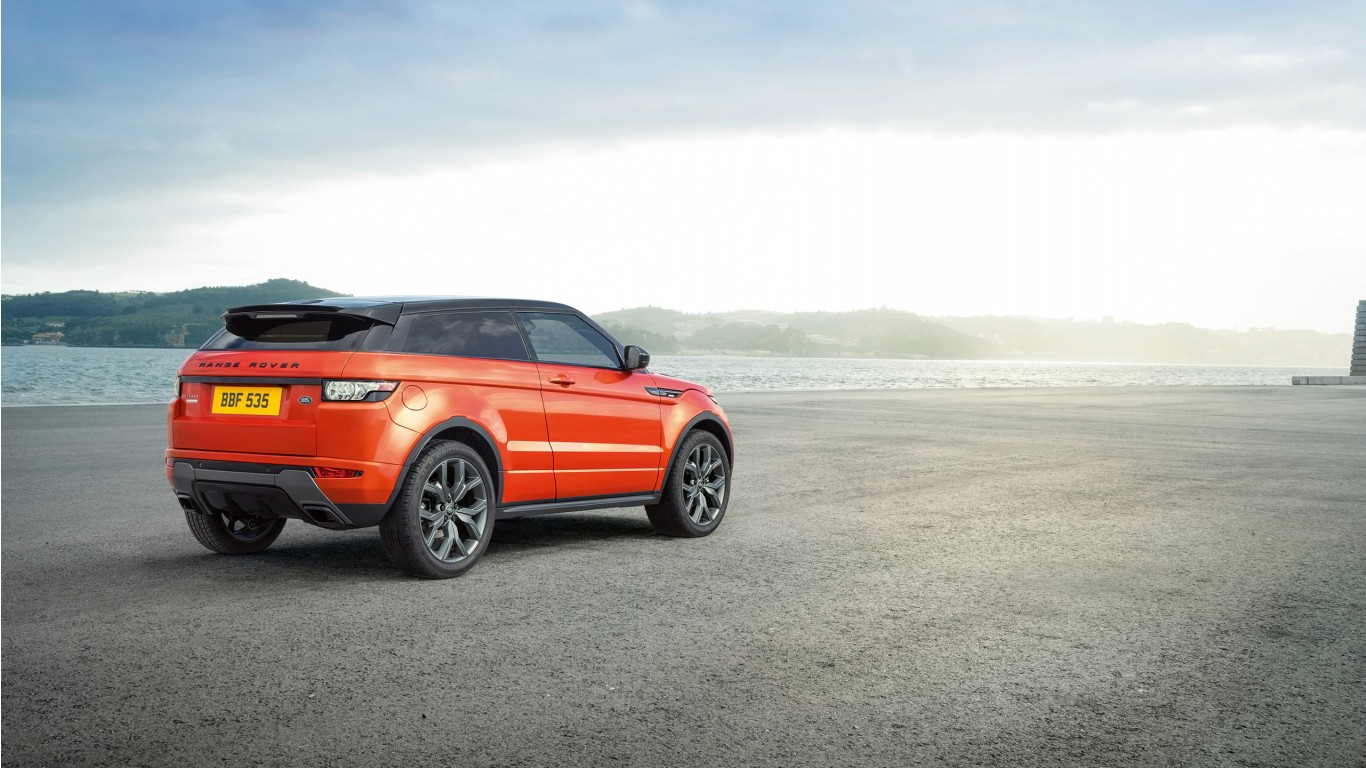 2015 range rover evoque autobiography 4 wallpaper hd car. Black Bedroom Furniture Sets. Home Design Ideas