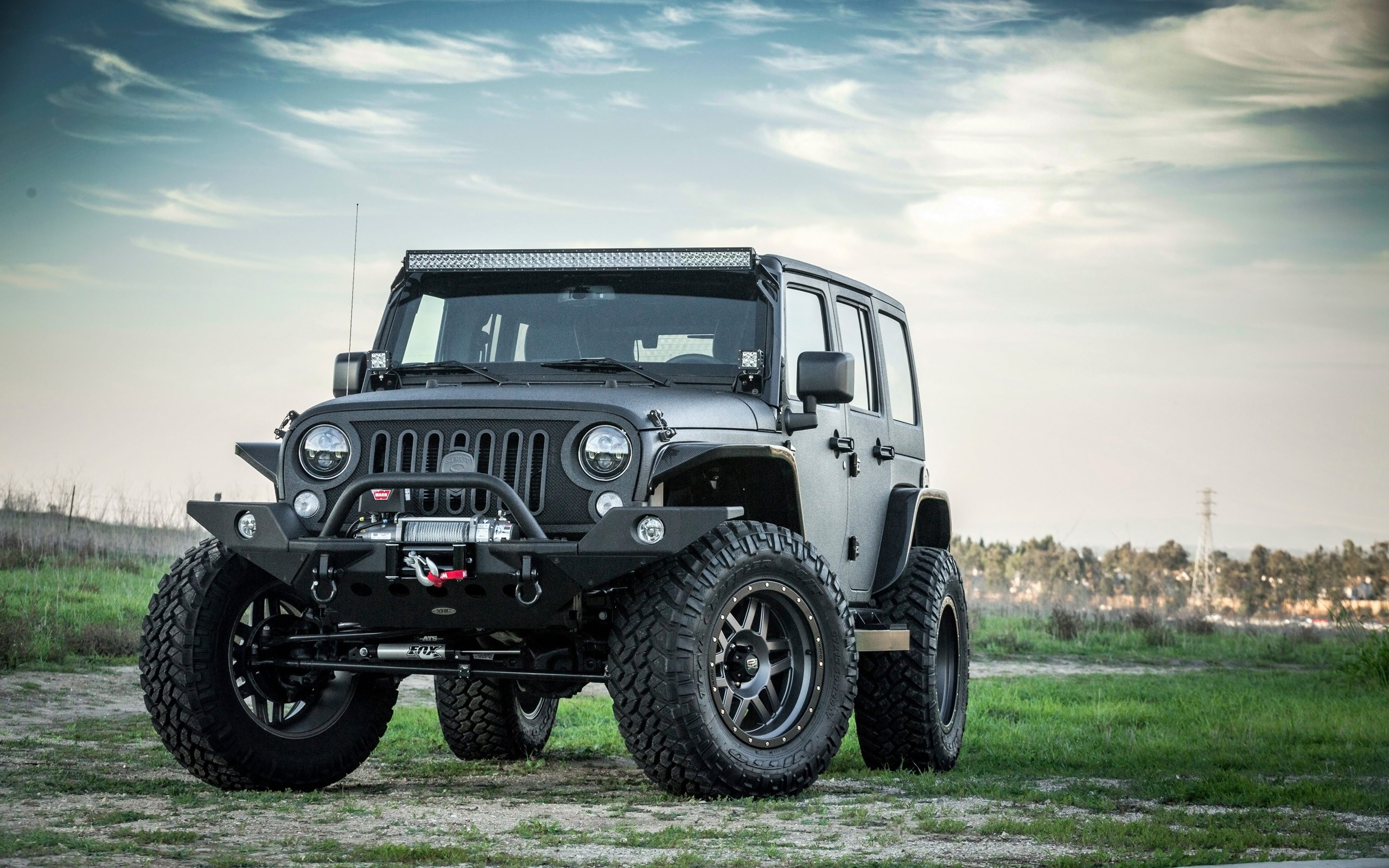 2015 STRUT Jeep Wrangler Wallpaper