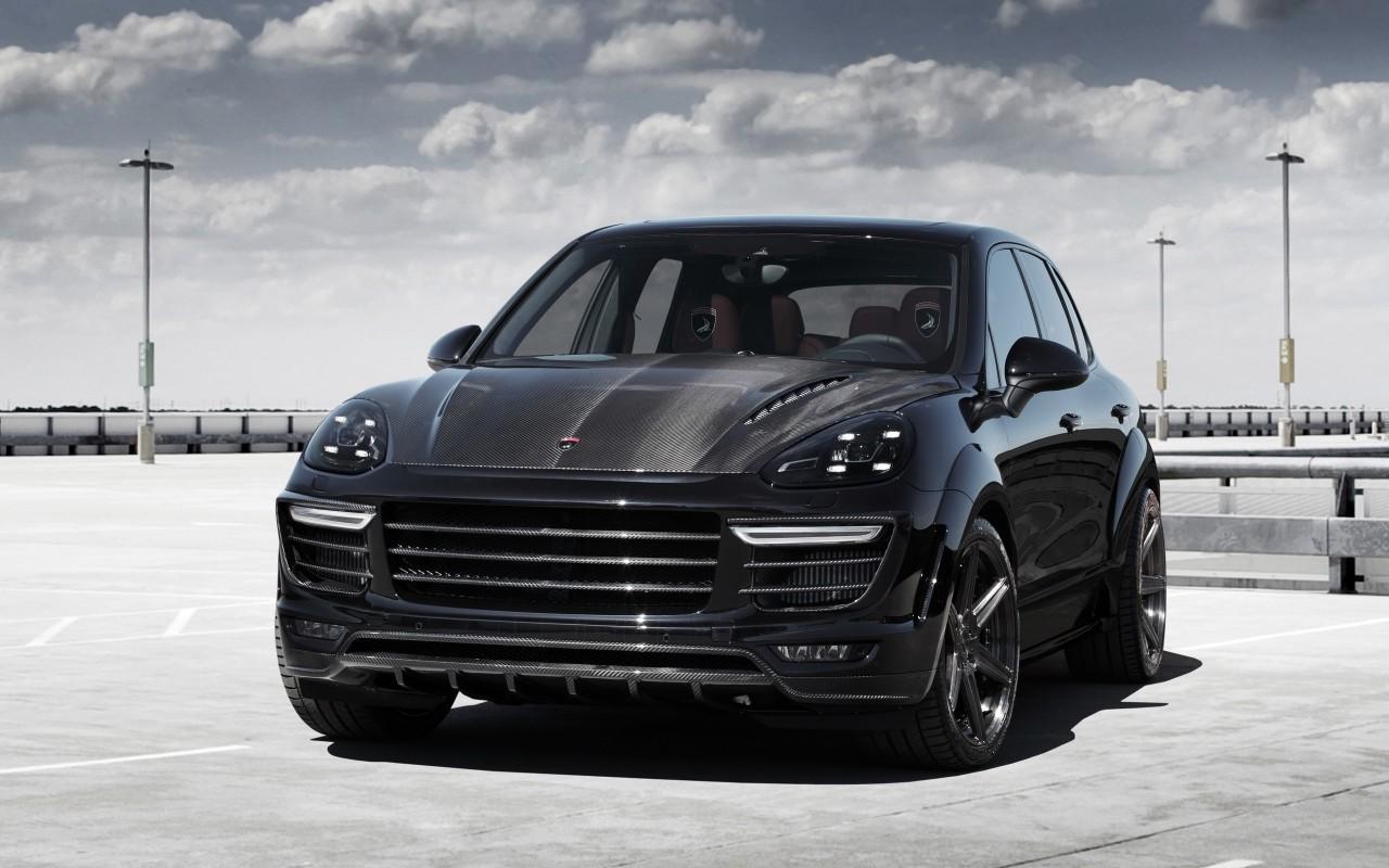 2015 Topcar Porsche Cayenne Vantage Wallpaper Hd Car