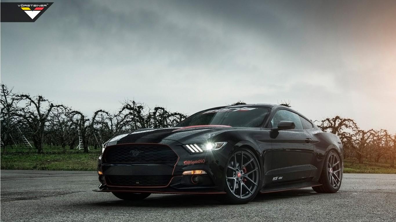Nissan Of Shelby >> 2015 Vorsteiner Ford Mustang V FF 101 2 Wallpaper | HD Car ...