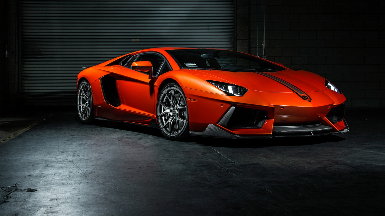 2015 Vorsteiner Lamborghini Aventador Coupe Wallpaper | HD ...