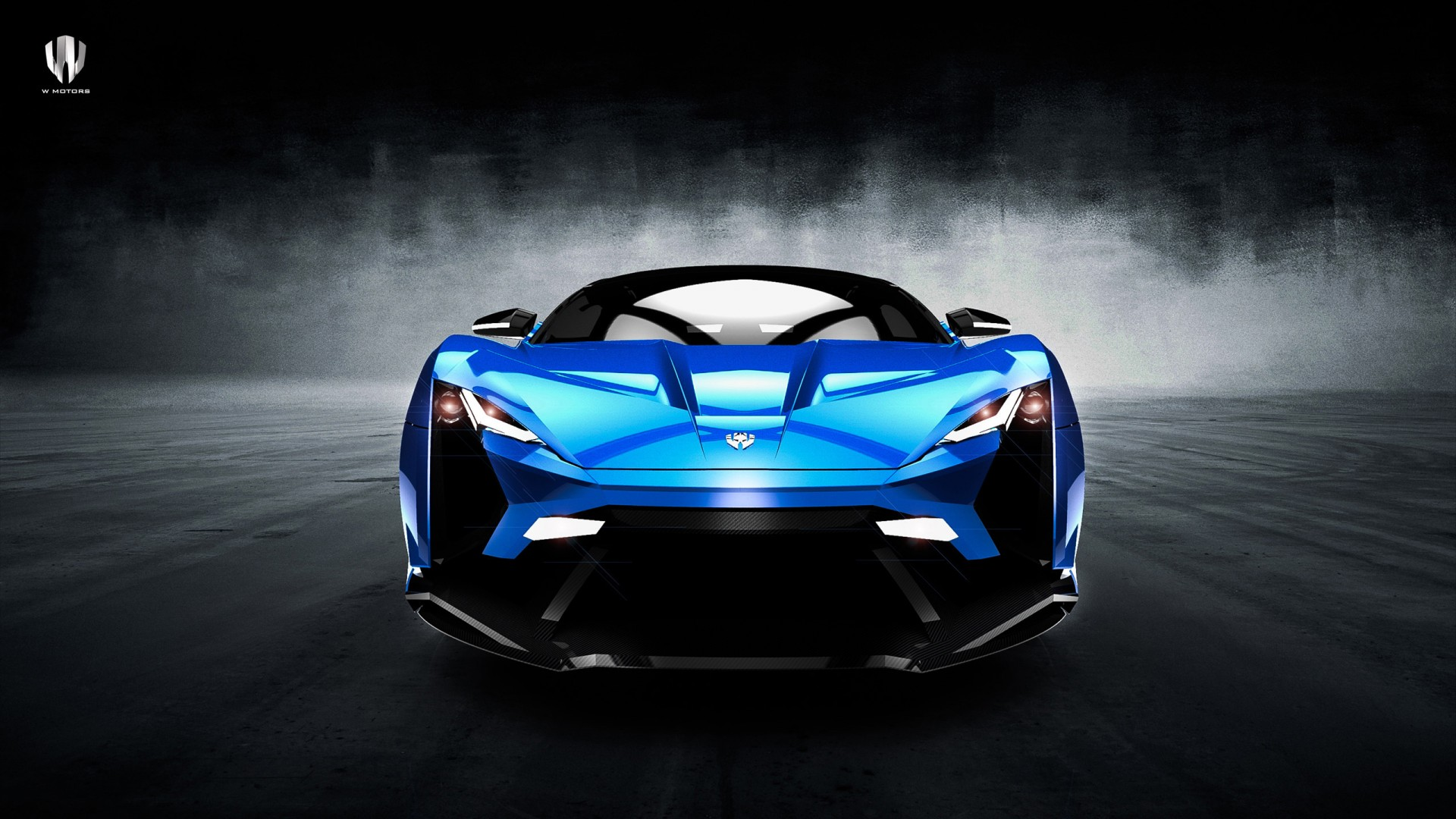 Full Hd Sports Car Wallpapers: 2015 W Motors Lykan SuperSport Wallpaper