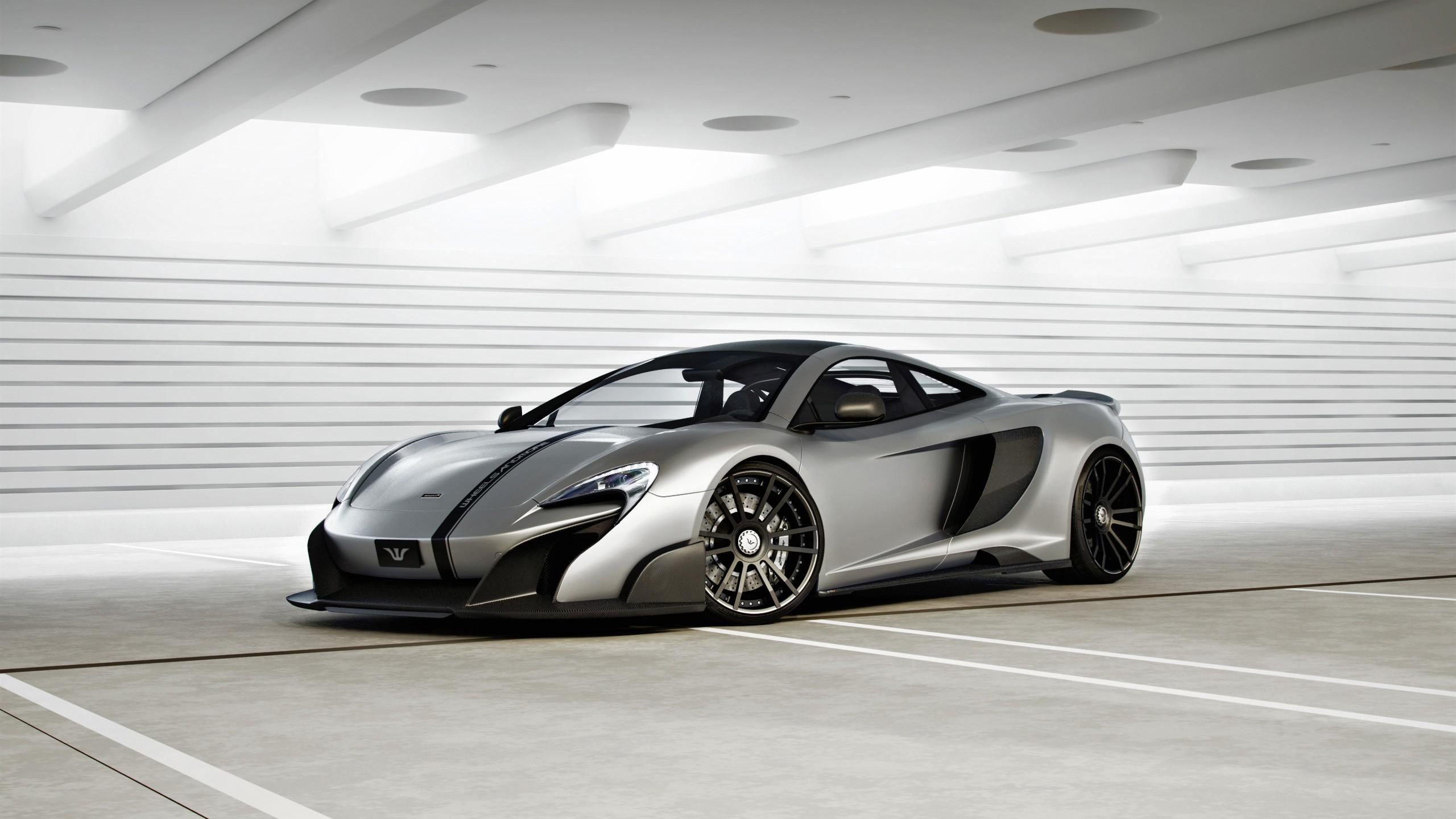2015 Wheelsandmore McLaren 720 LT Wallpaper | HD Car ...