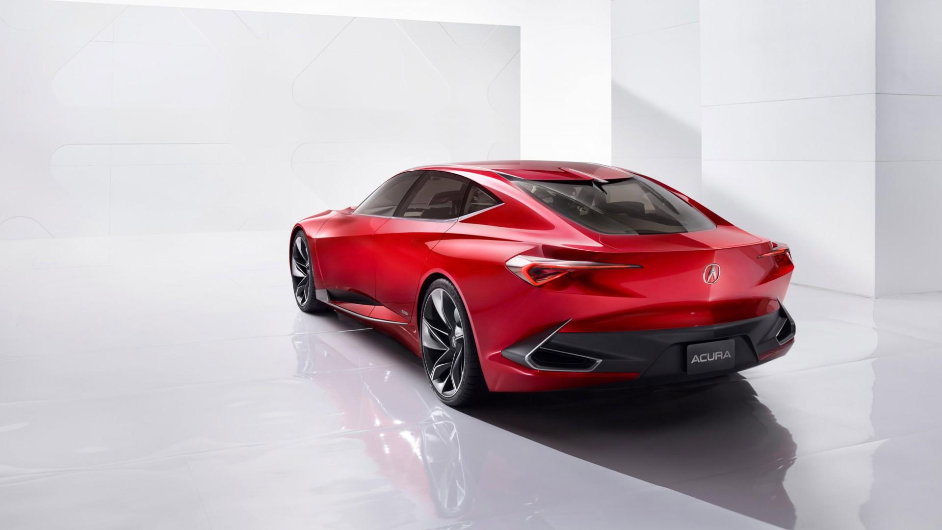 2016 Acura Precision Concept 4 Wallpaper | HD Car ...