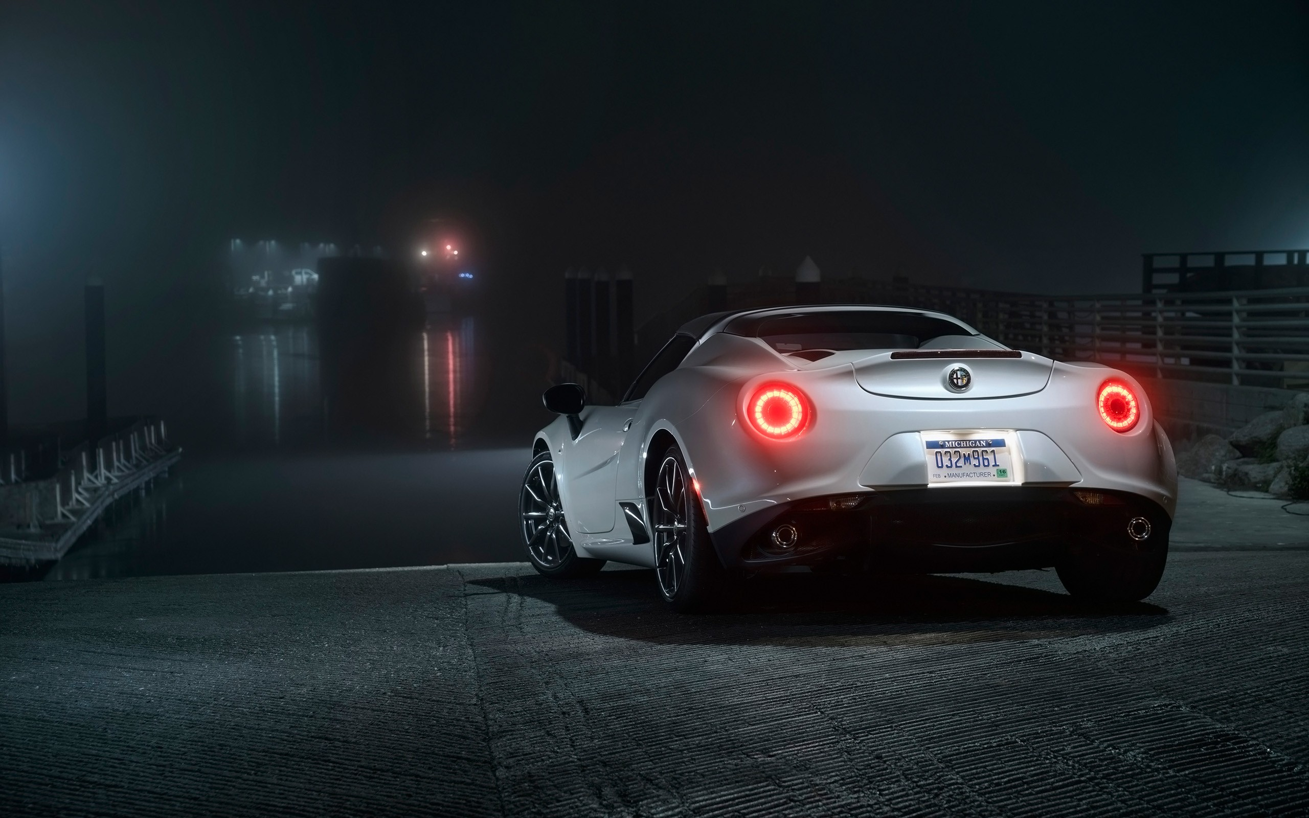 2016 Alfa Romeo 4c Spider 2 Wallpaper Hd Car Wallpapers