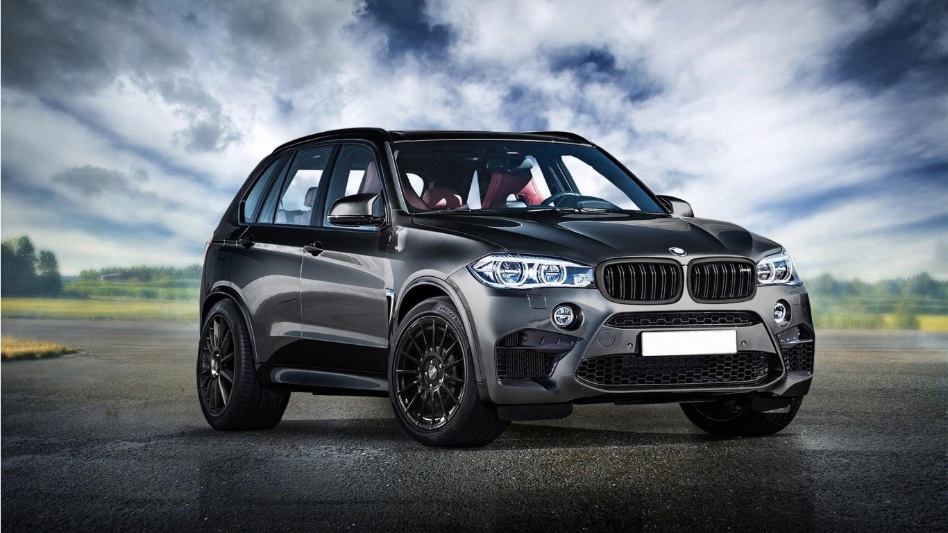 2016 Alpha N Performance BMW X5 Wallpaper