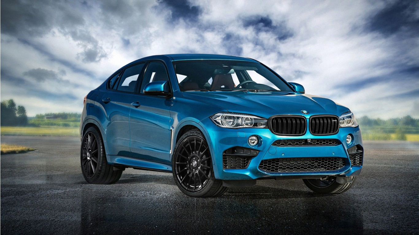 2016 Alpha n Performance BMW X6 Wallpaper | HD Car ...