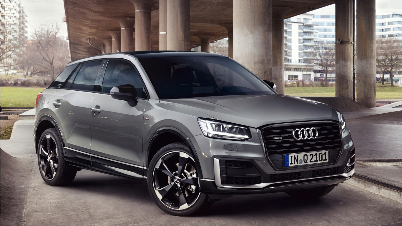 2016 audi q2 edition wallpaper hd car wallpapers id 6902