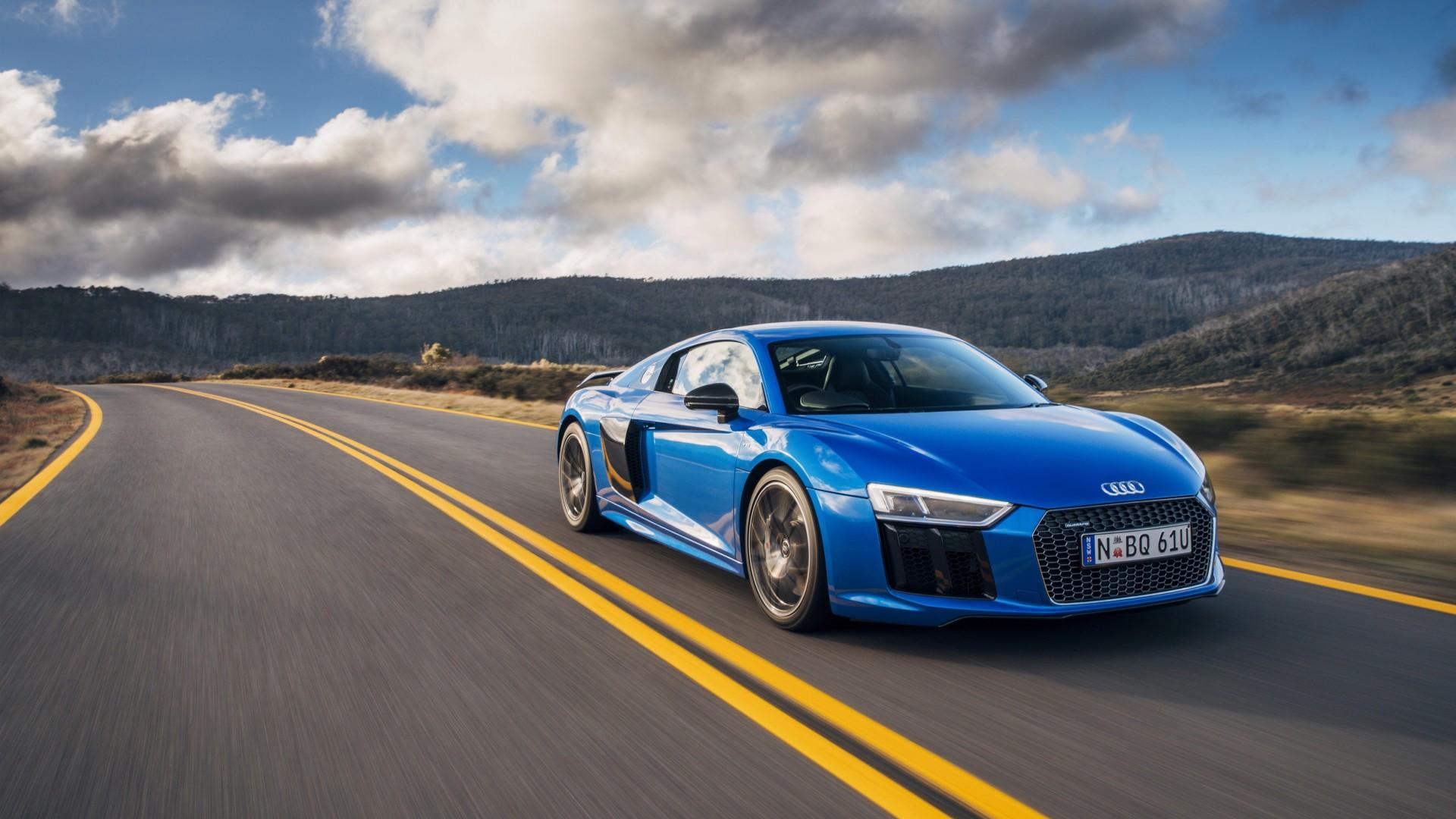 2016 Audi R8 4K Wallpaper | HD Car Wallpapers | ID #6829