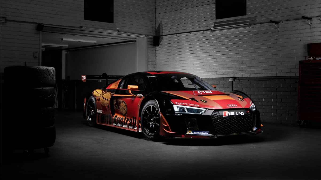 Cars Wallpapers: 2016 Audi R8 LMS Wallpaper