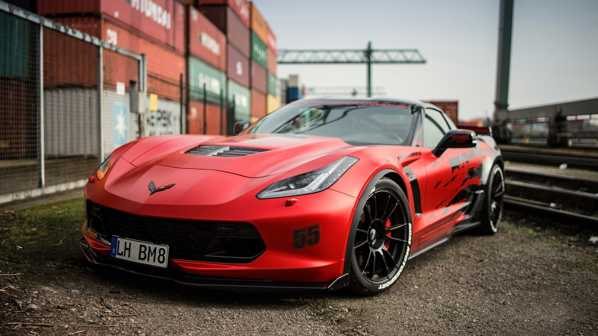 2016 bbm motorsport chevrolet corvette c7 z06 wallpaper hd car wallpapers id 6430. Black Bedroom Furniture Sets. Home Design Ideas