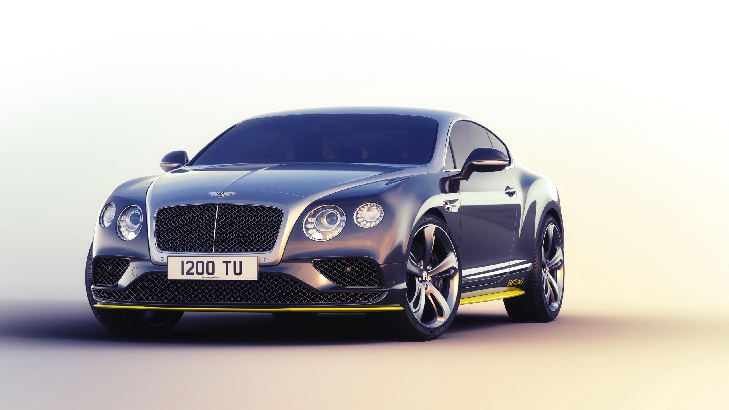 Breitling For Bentley >> 2016 Bentley Continental GT Speed Breitling Jet Team ...