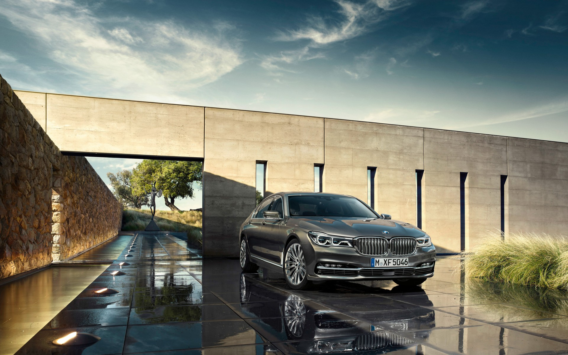 2016 BMW 7 Series 750Li xDrive Design Pure Excellence ...