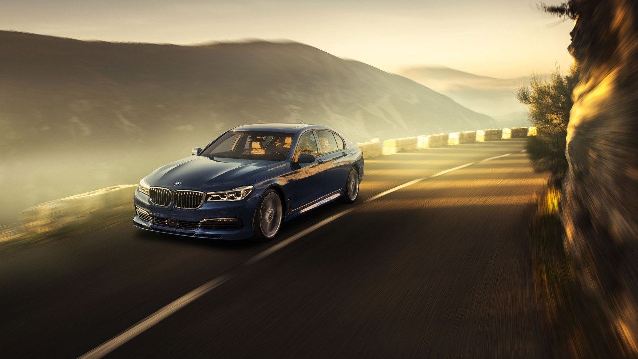2016 BMW Alpina B7 Bi Turbo Wallpaper  HD Car Wallpapers