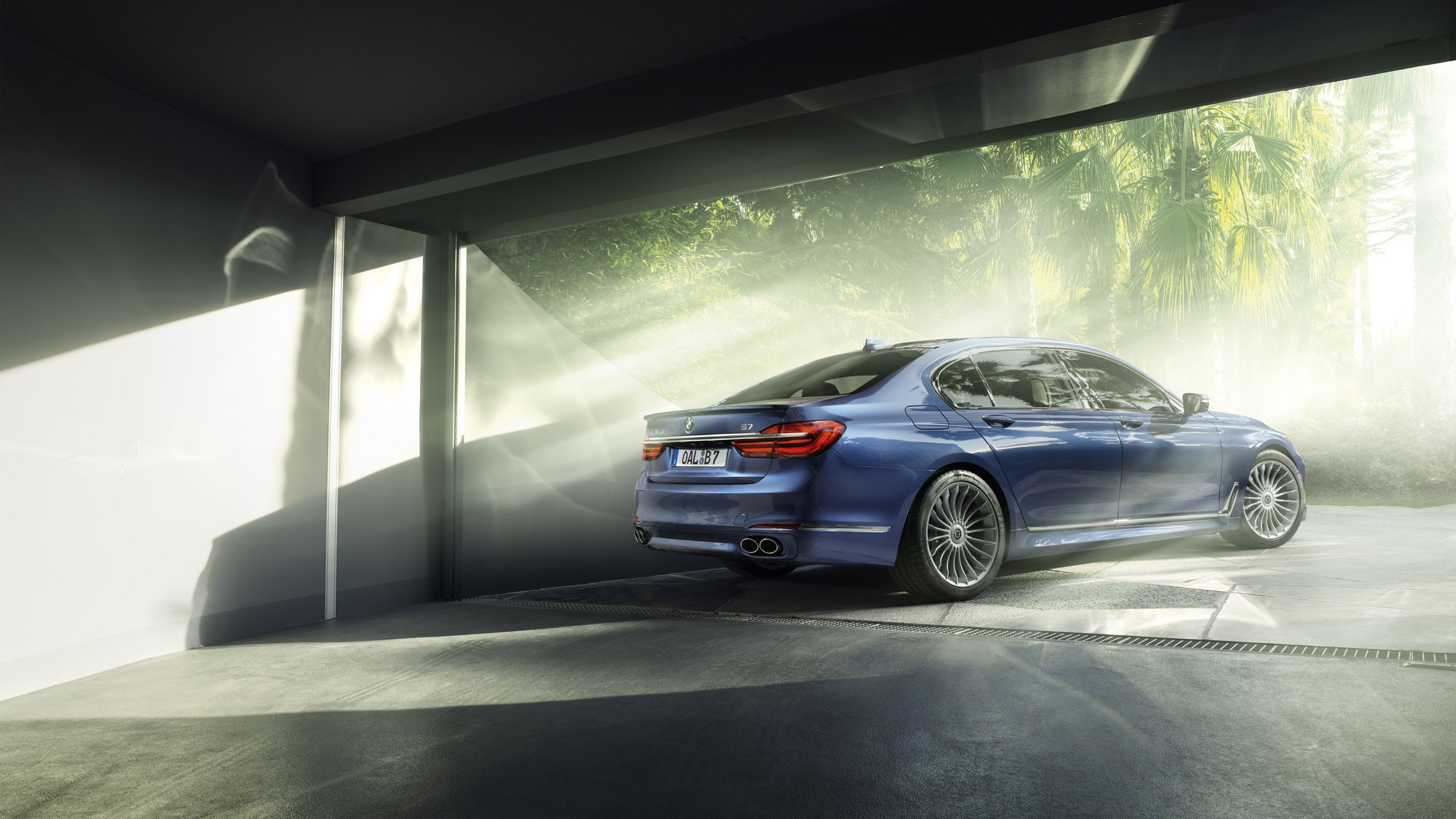BMW Alpina B6 >> 2016 BMW Alpina B7 xDrive 2 Wallpaper | HD Car Wallpapers | ID #6159