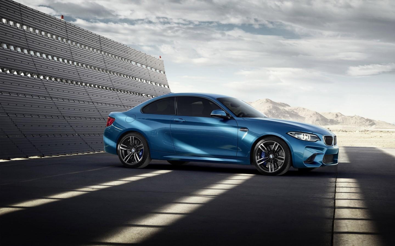 Bmw Hd Wallpapers Background: 2016 BMW M2 Wallpaper