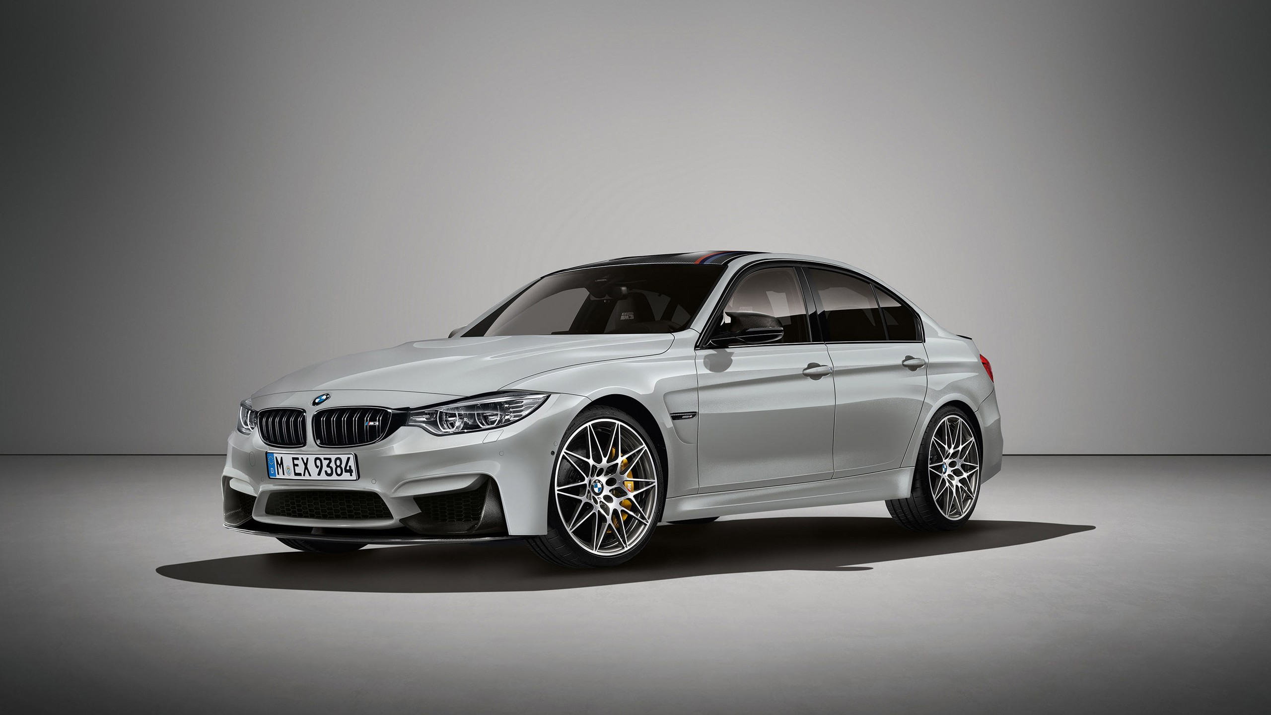 2016 Bmw M3 30 Jahre Special Edition Wallpaper Hd Car