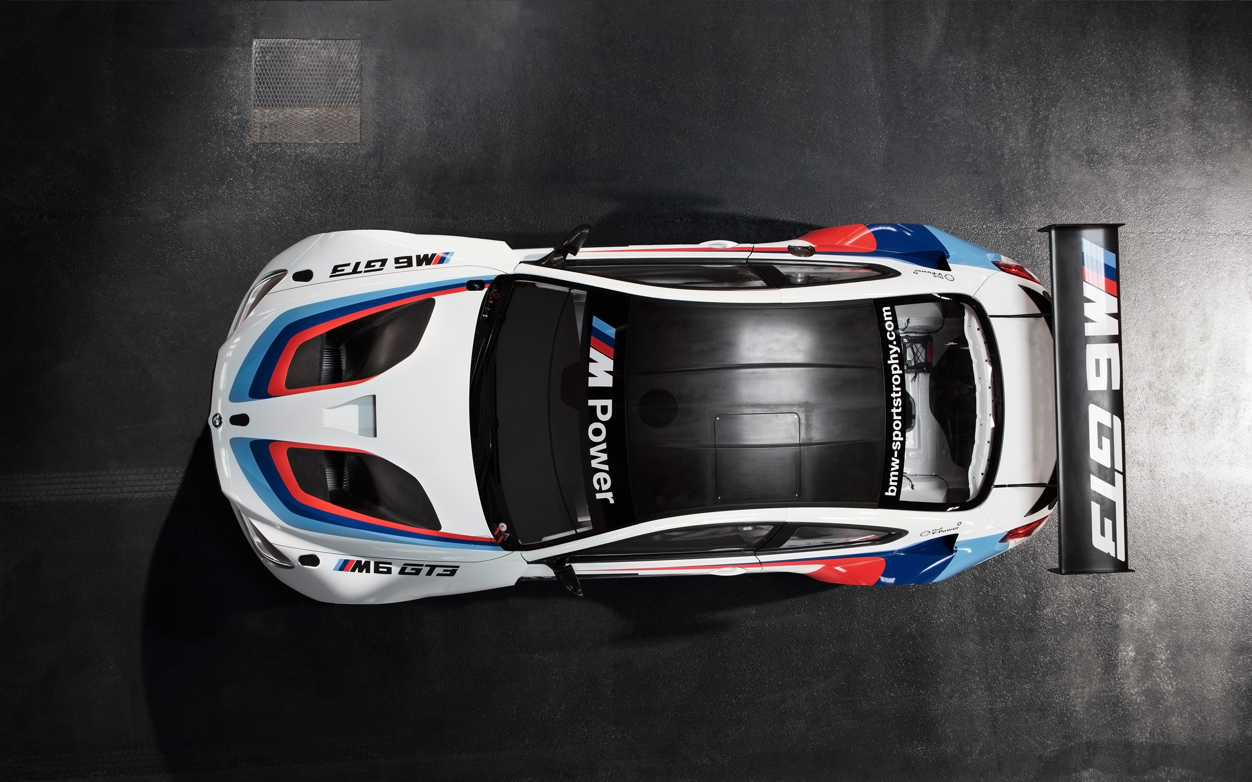 2016 Bmw M6 Gt3 2 Wallpaper Hd Car Wallpapers Id 5896