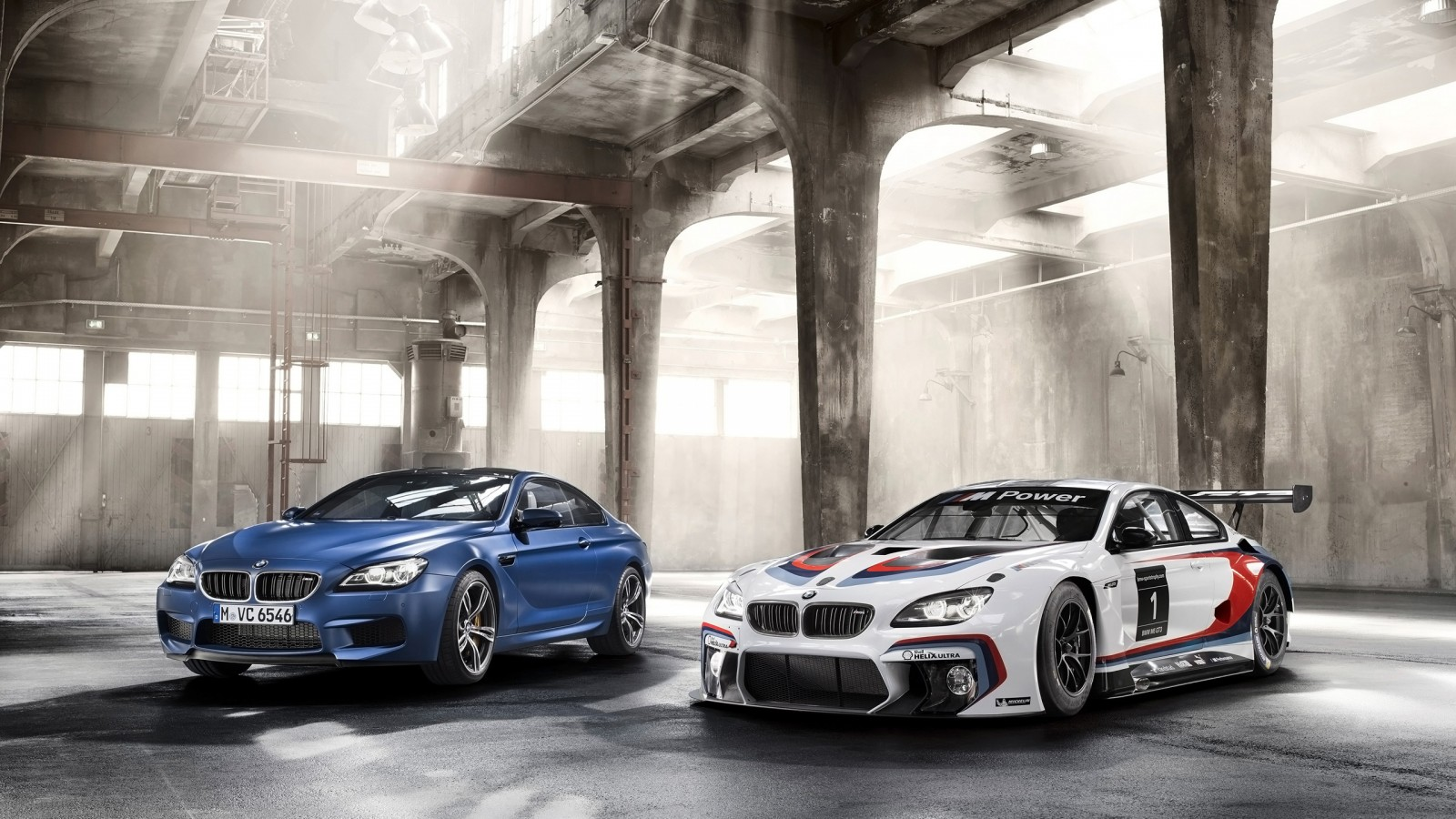 2016 BMW M6 GT3 Duos Wallpaper | HD Car Wallpapers | ID #5894