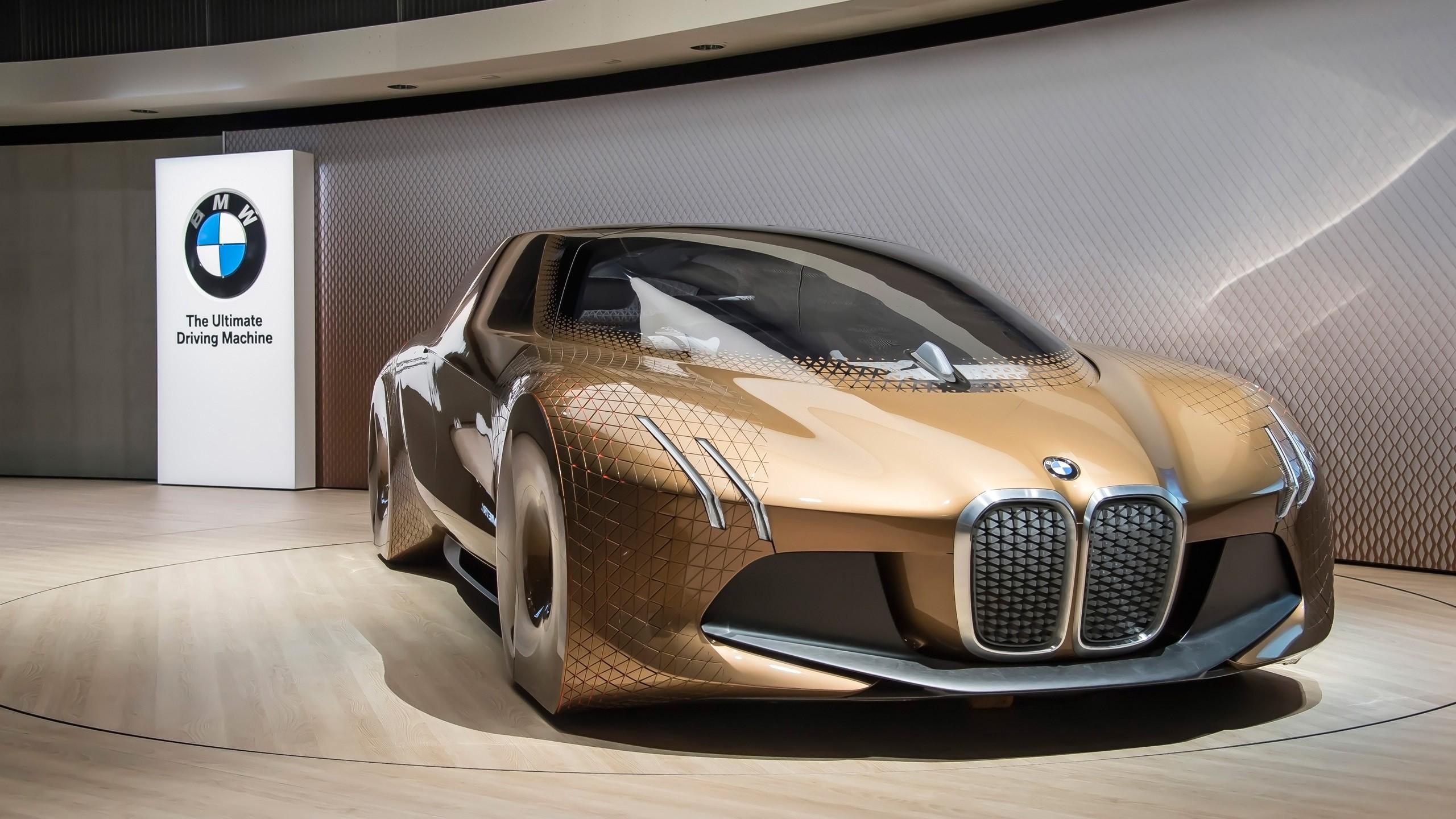 2016 BMW Vision Next 100 Iconic Impulses Wallpaper