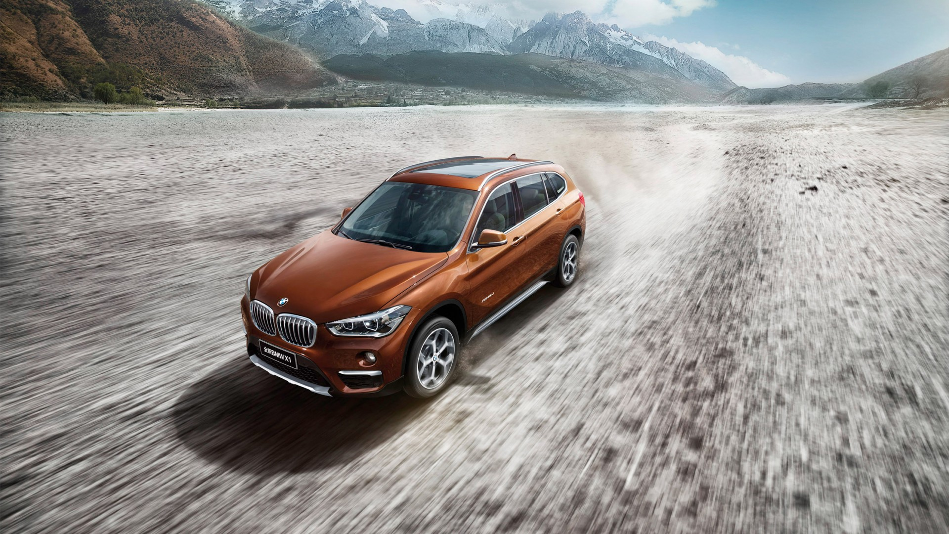2016 BMW X1 Long Wheelbase 2 Wallpaper | HD Car Wallpapers ...