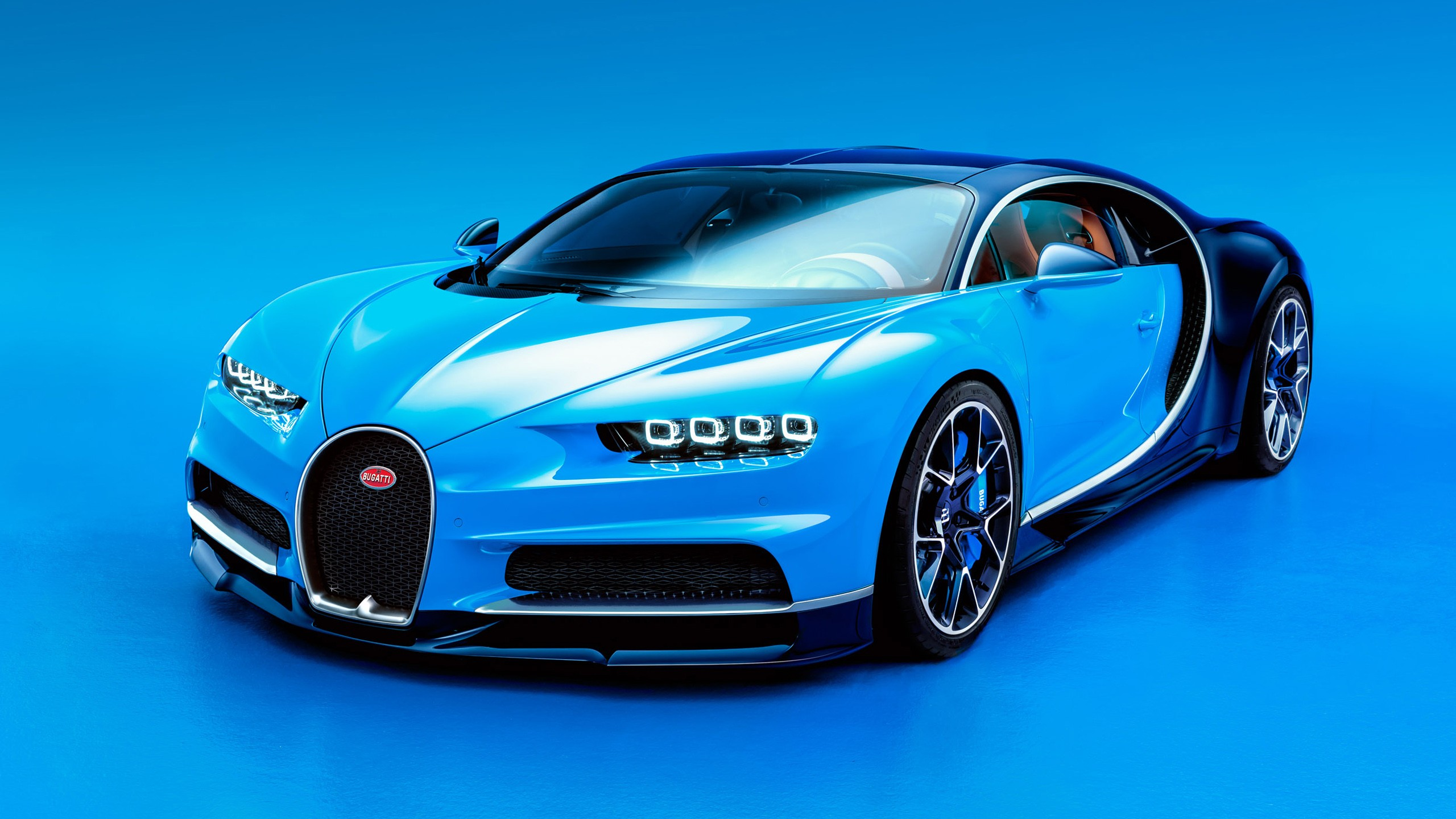 2016 Bugatti Chiron Wallpaper