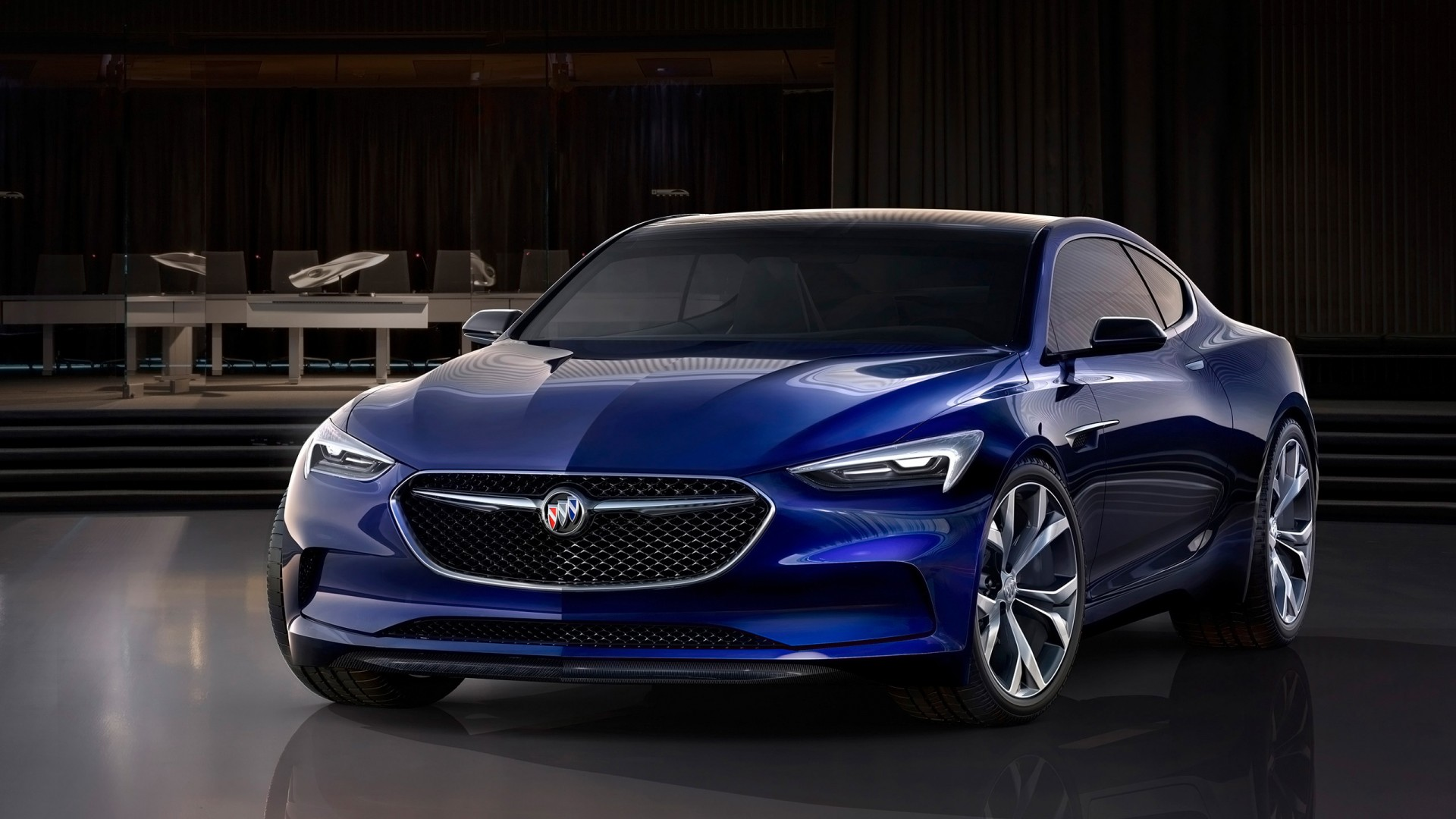 2016 Buick Avista Concept 3 Wallpaper | HD Car Wallpapers ...