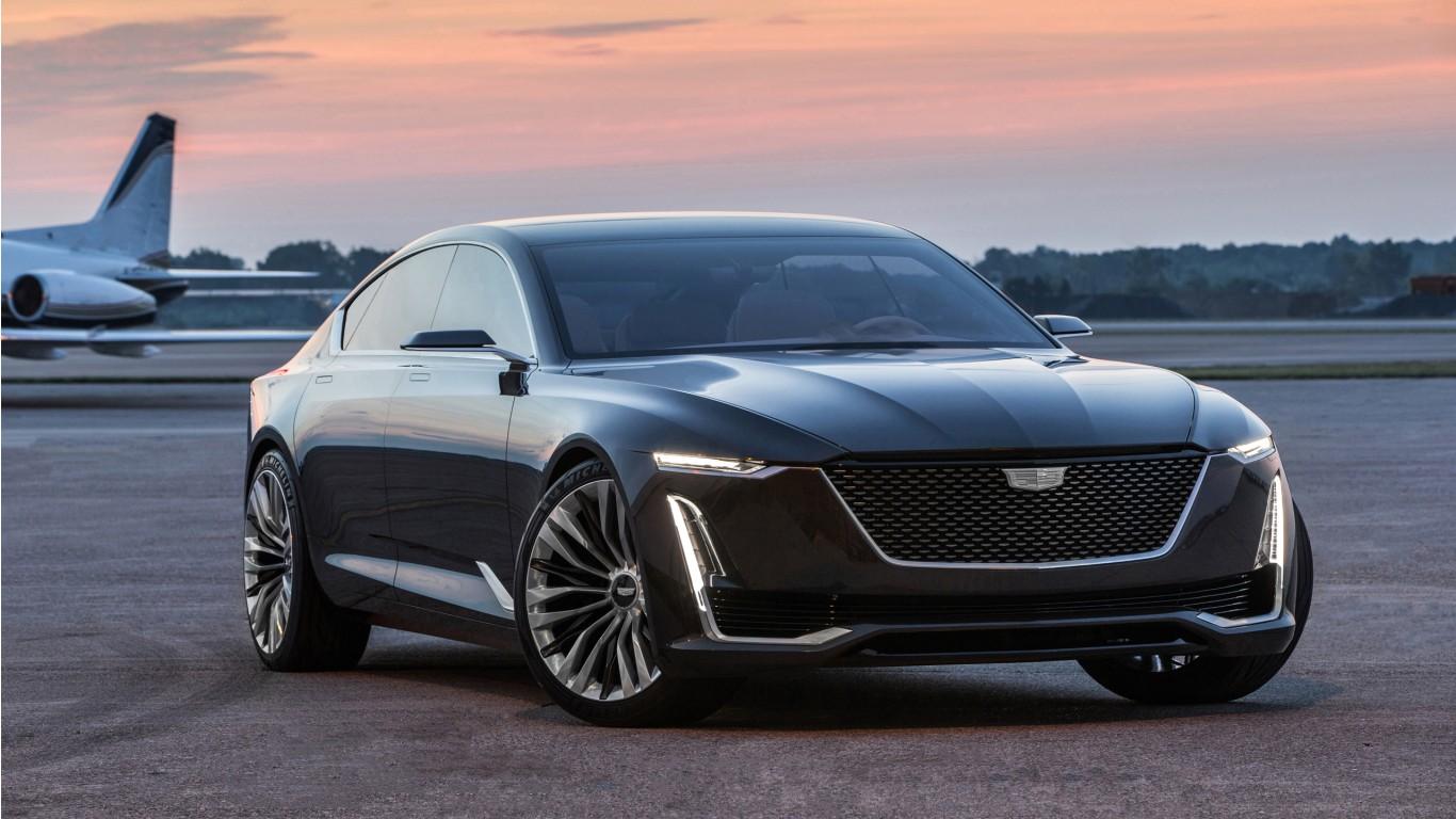 2016 Cadillac Escala Concept Wallpaper | HD Car Wallpapers ...