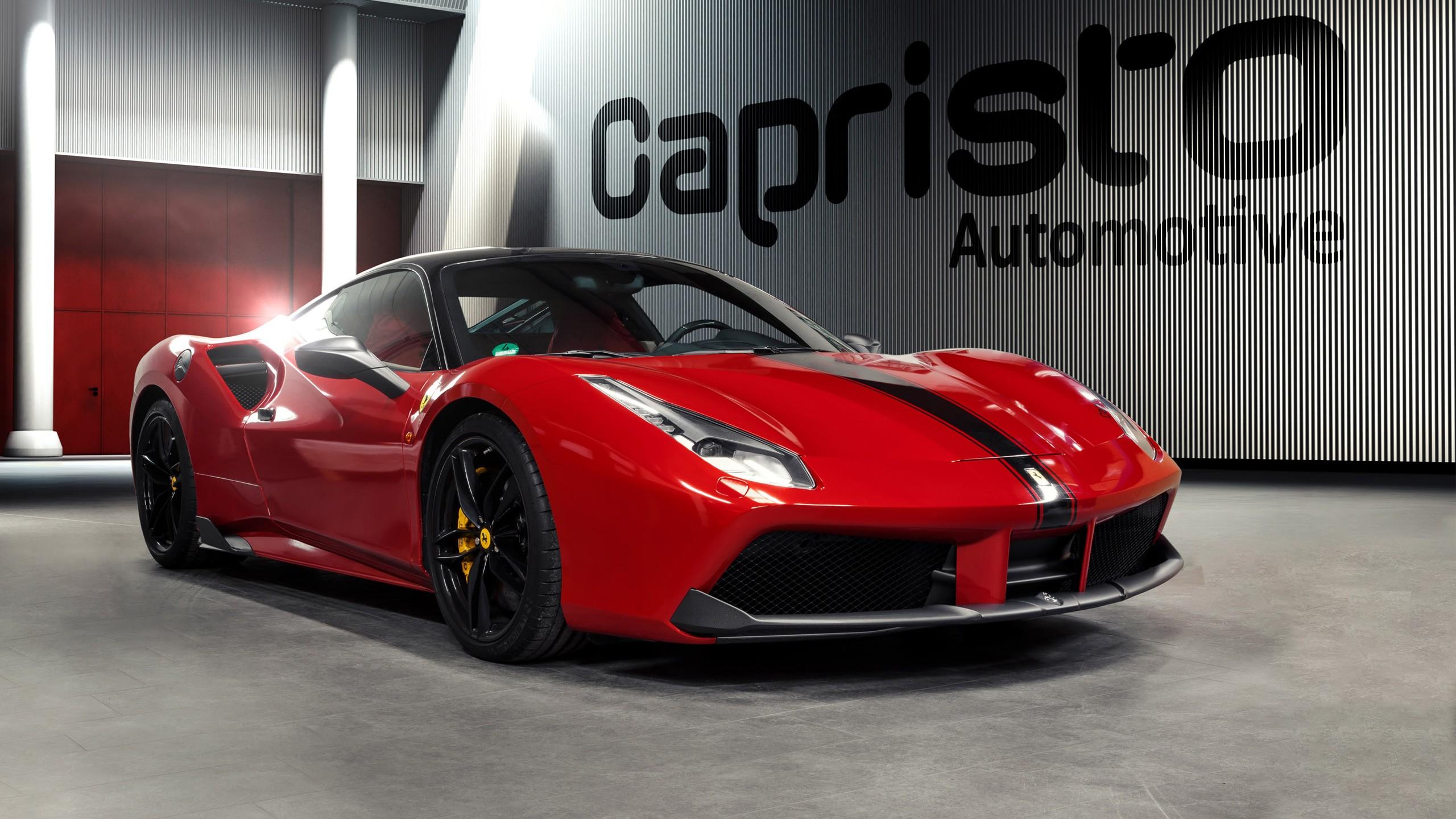 Black Ferrari 812 Superfast >> 2016 Capristo Automotive Ferrari 488 GTB Wallpaper | HD Car Wallpapers | ID #6422