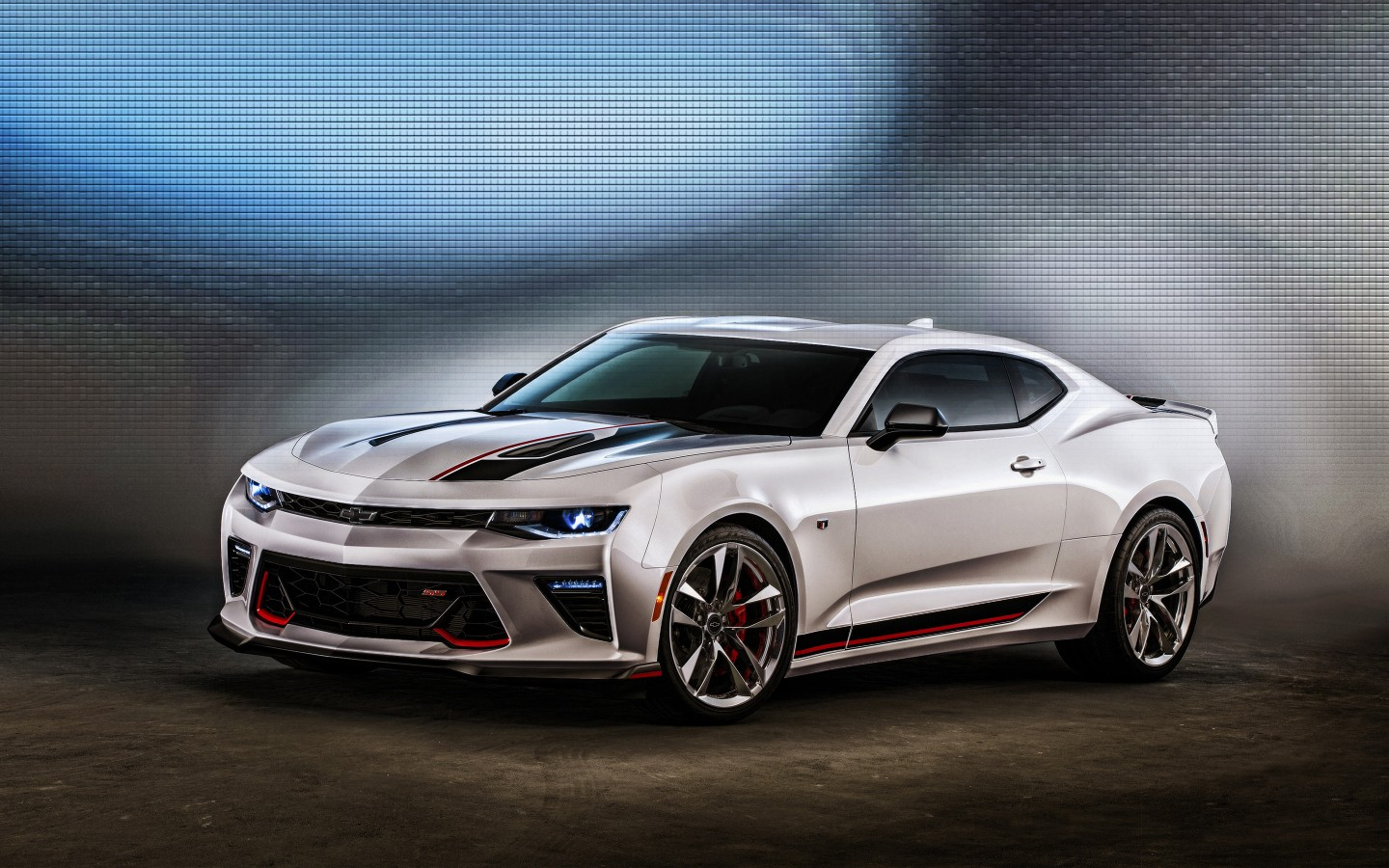 2016 Chevrolet Camaro Sema Wallpaper Hd Car Wallpapers