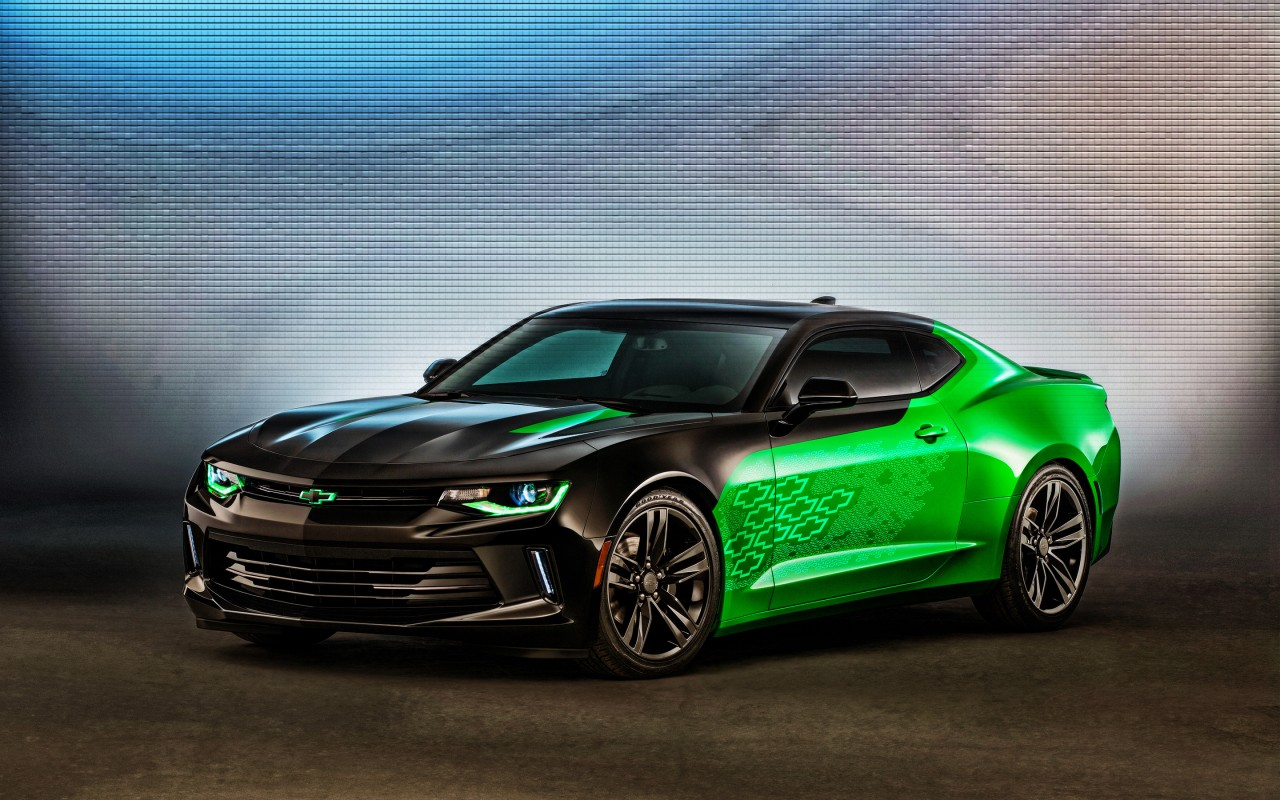 2016 Chevy Camaro Wallpaper Hd Car Wallpapers Id 5930