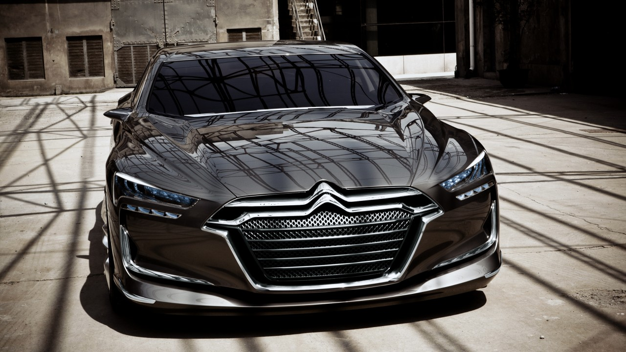 Cars Wallpapers: 2016 Citroen Metropolis Concept Wallpaper