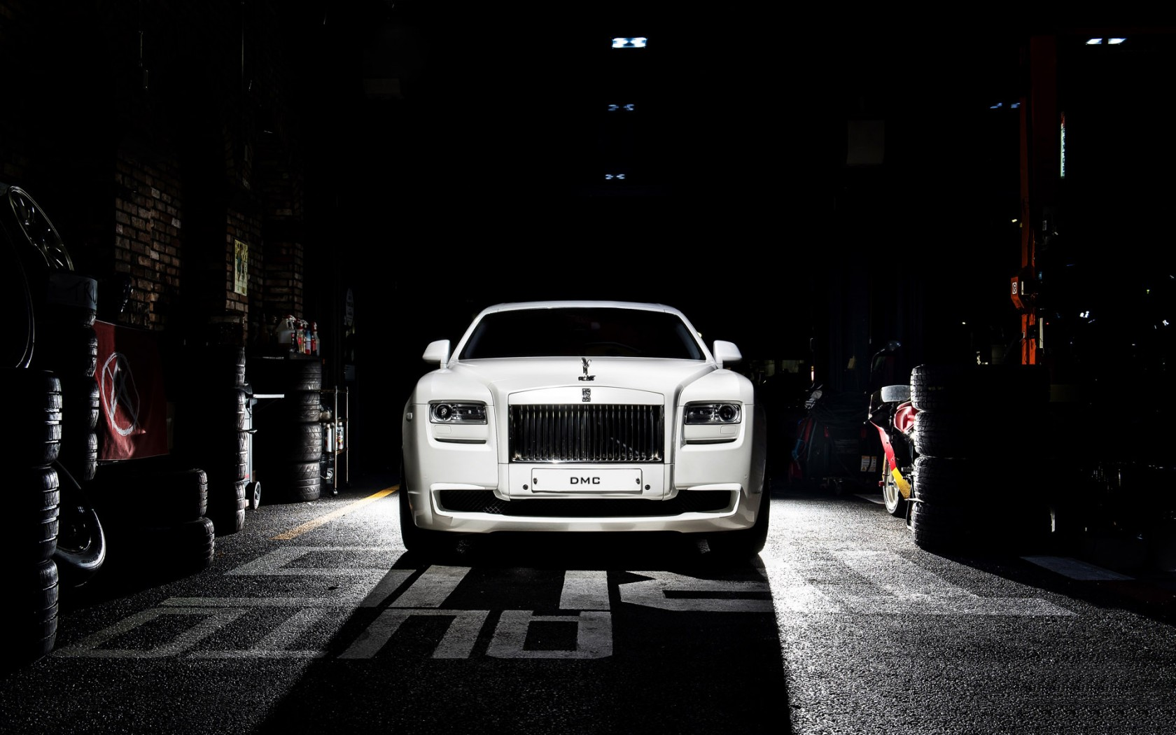 2016 dmc rolls royce ghost saranghae wallpaper hd car