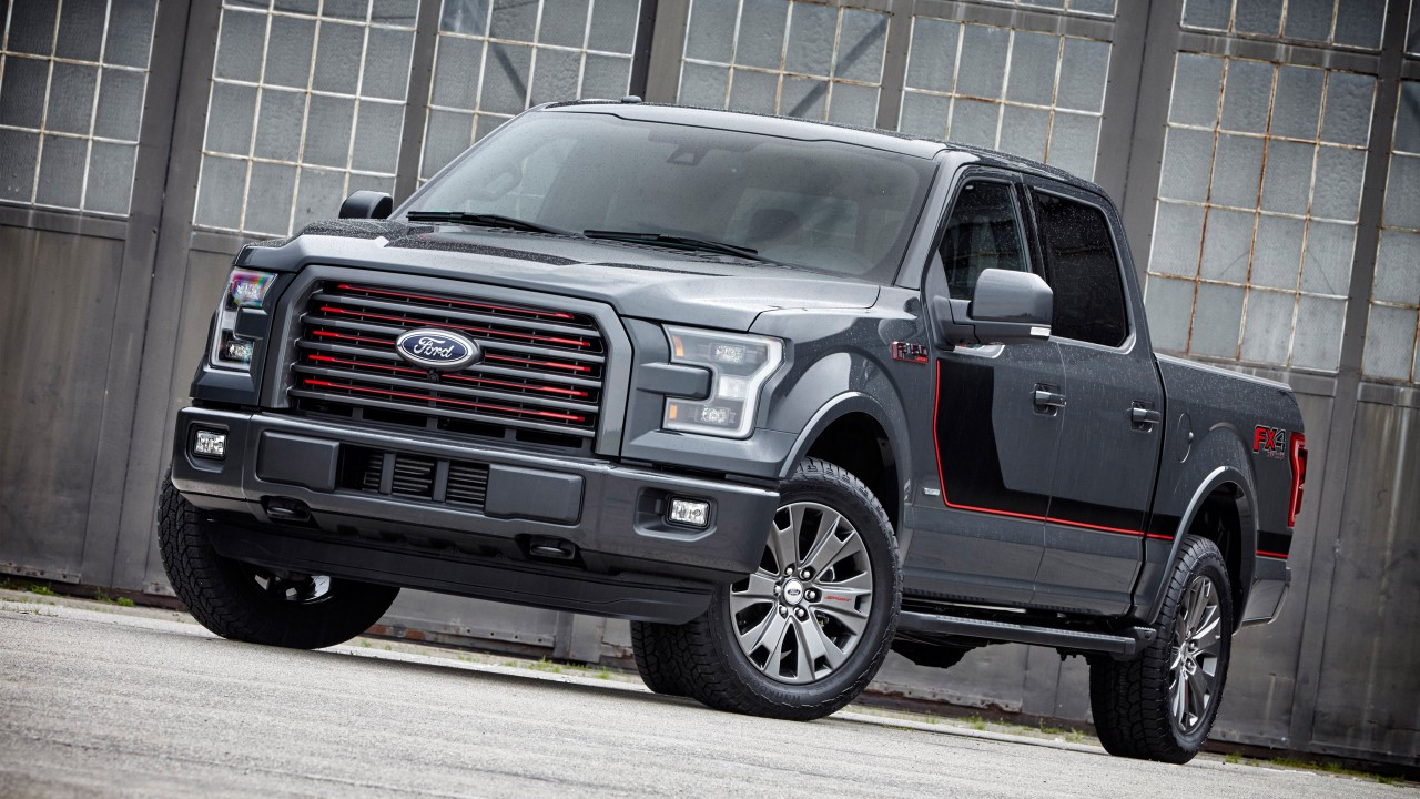 F 150 Tremor >> 2016 Ford F 150 Lariat Appearance Package Wallpaper | HD ...