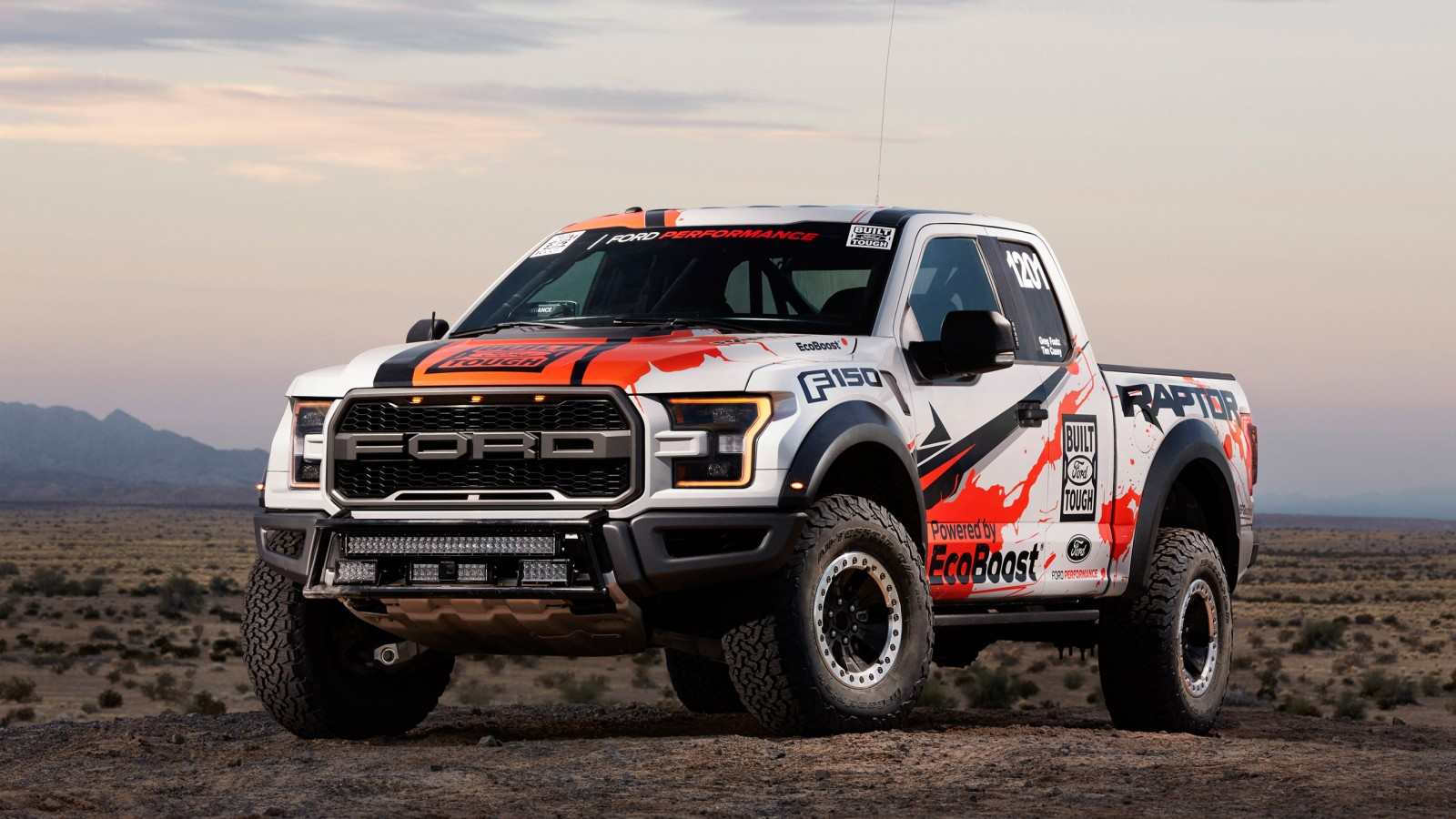wallpaper ford raptor - photo #9