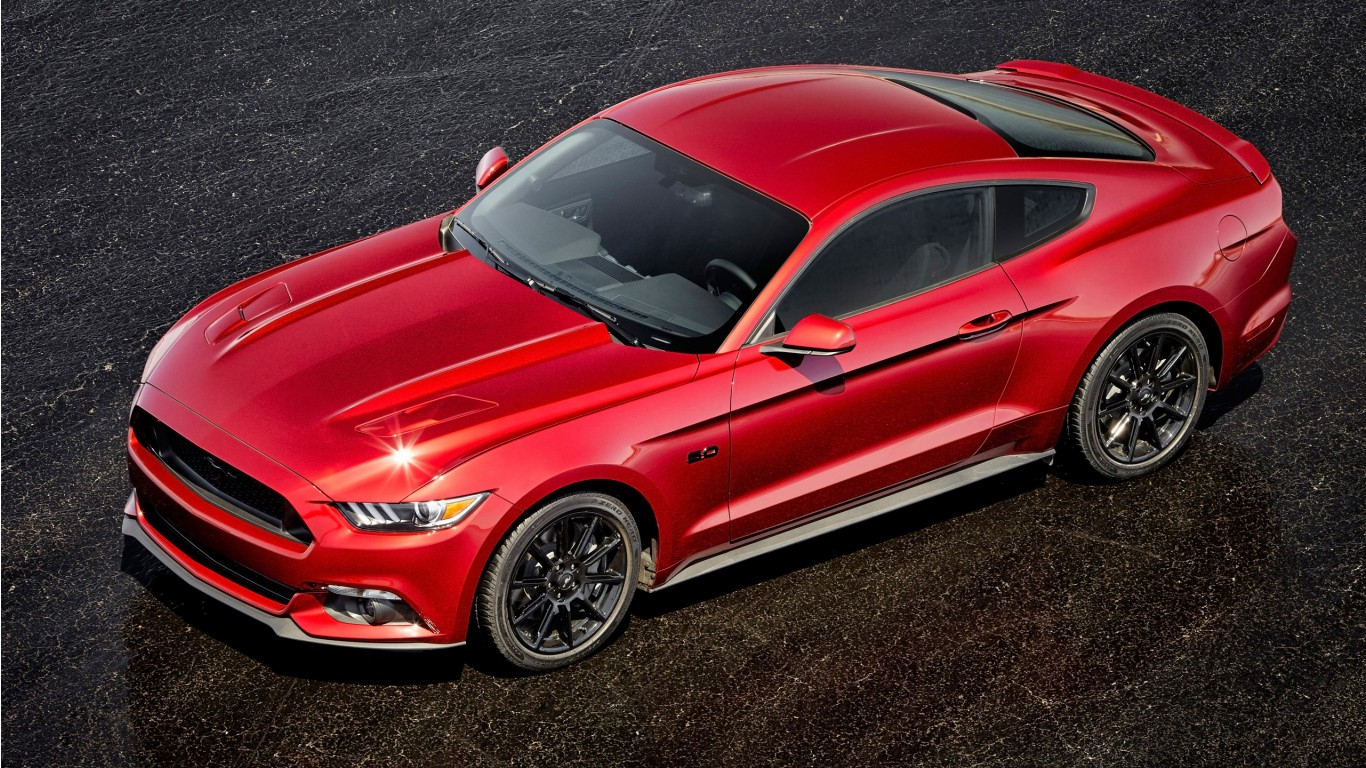 2016 Ford Mustang GT Wallpaper | HD Car Wallpapers | ID #5336