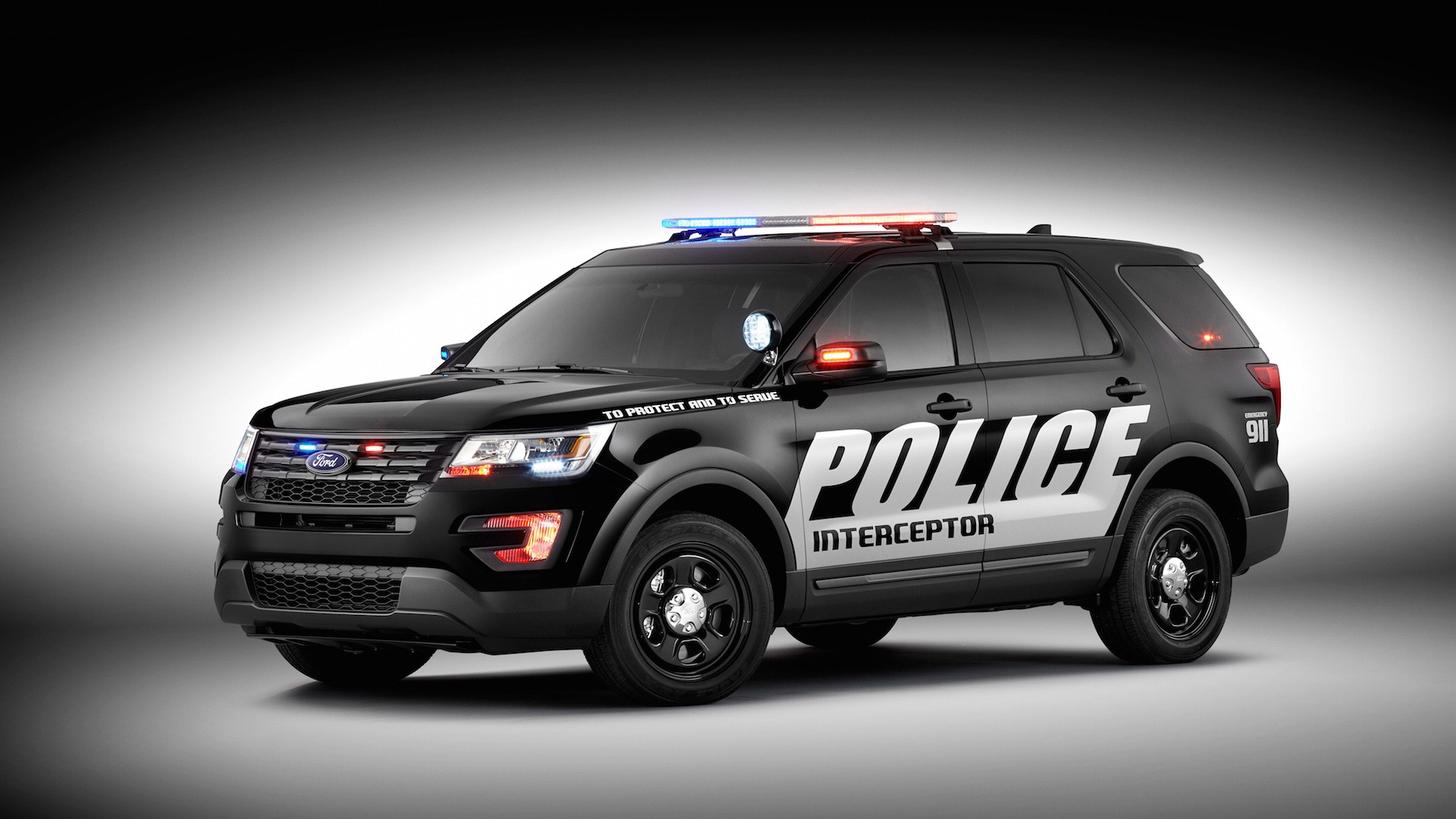 2016 Ford Police Interceptor Wallpaper | HD Car Wallpapers