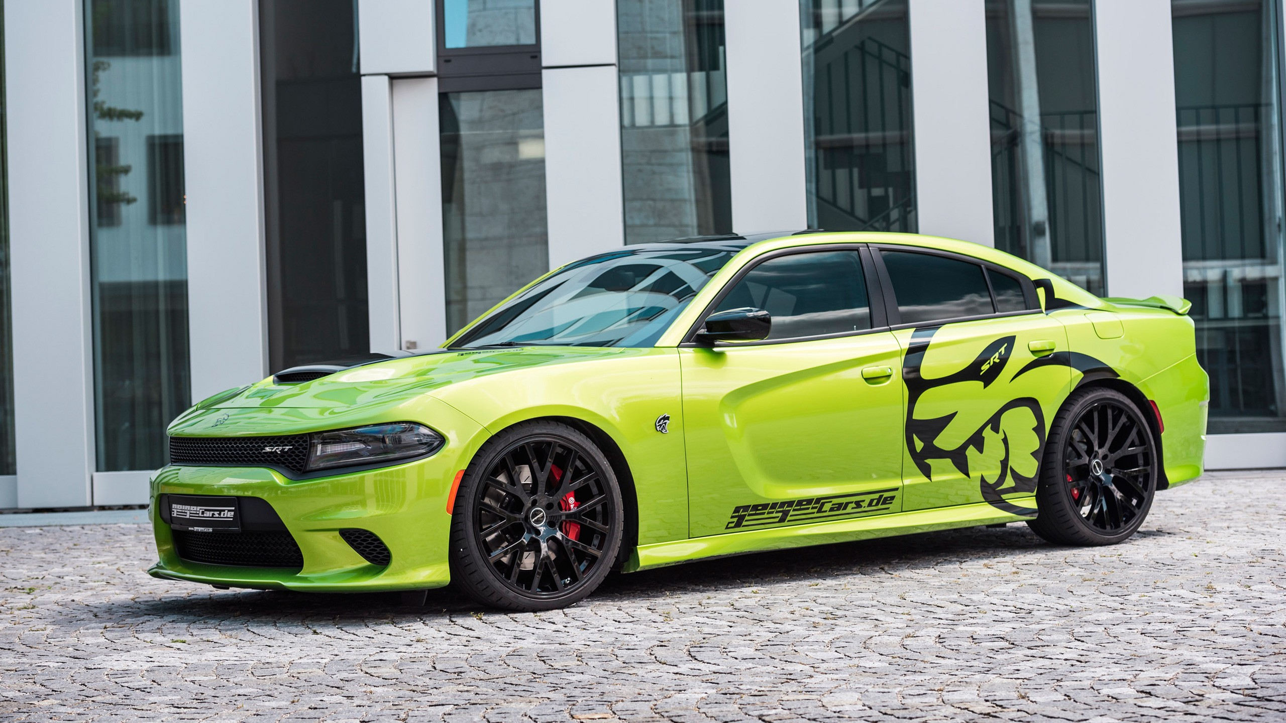2016 Geigercars Dodge Charger Srt Hellcat Wallpaper Hd