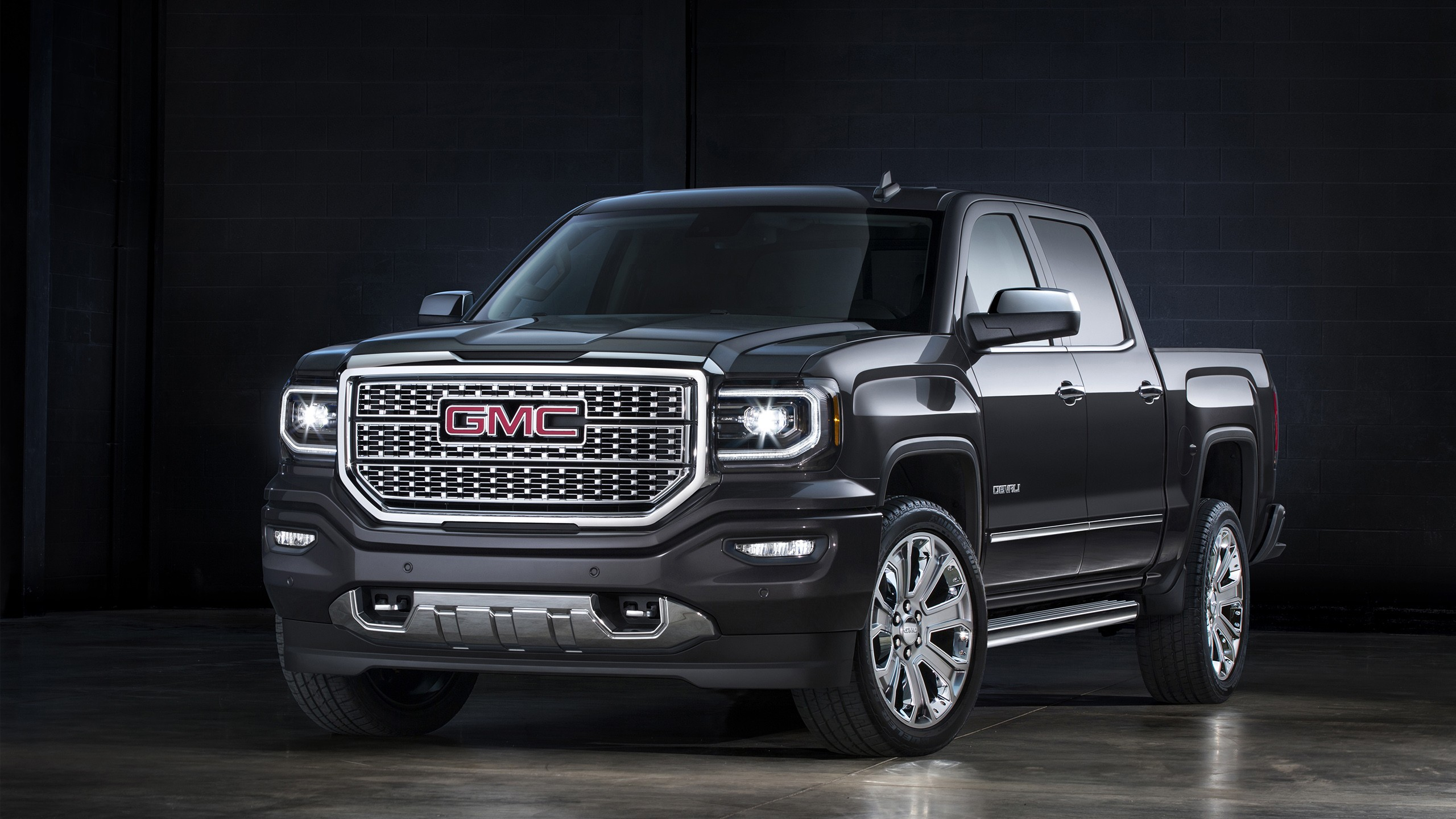 2016 GMC Sierra Denali Wallpaper | HD Car Wallpapers | ID #5868