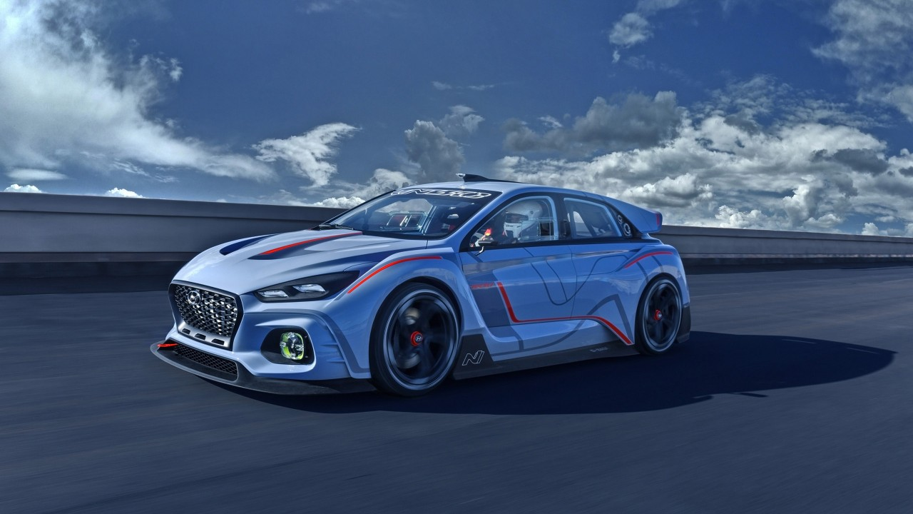2016 Hyundai RN30 Concept 3 Wallpaper | HD Car Wallpapers ...