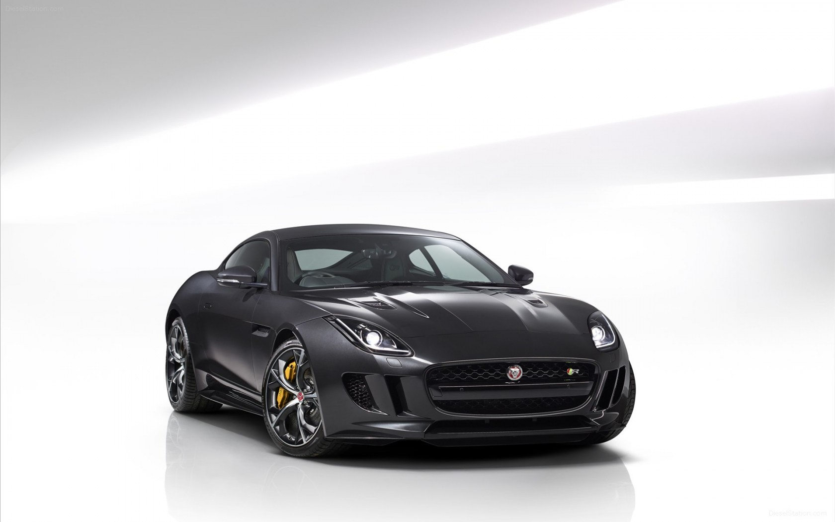 Jaguar f type coupe wallpaper - photo#16