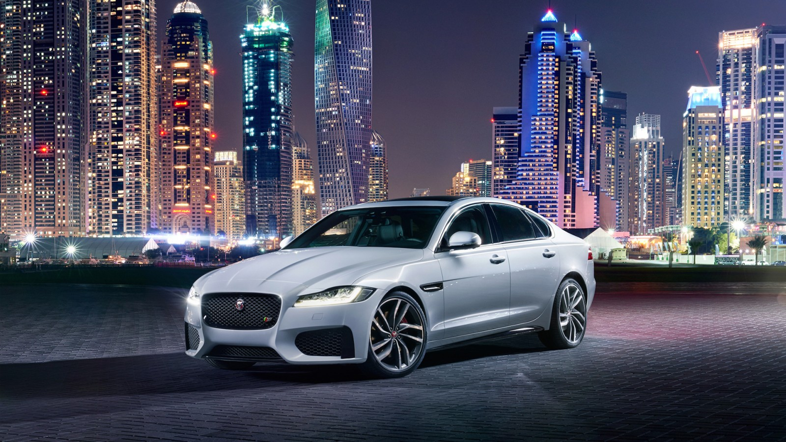 Jaguar Car Wallpaper Wallpapers High Quality: 2016 Jaguar XF Wallpaper