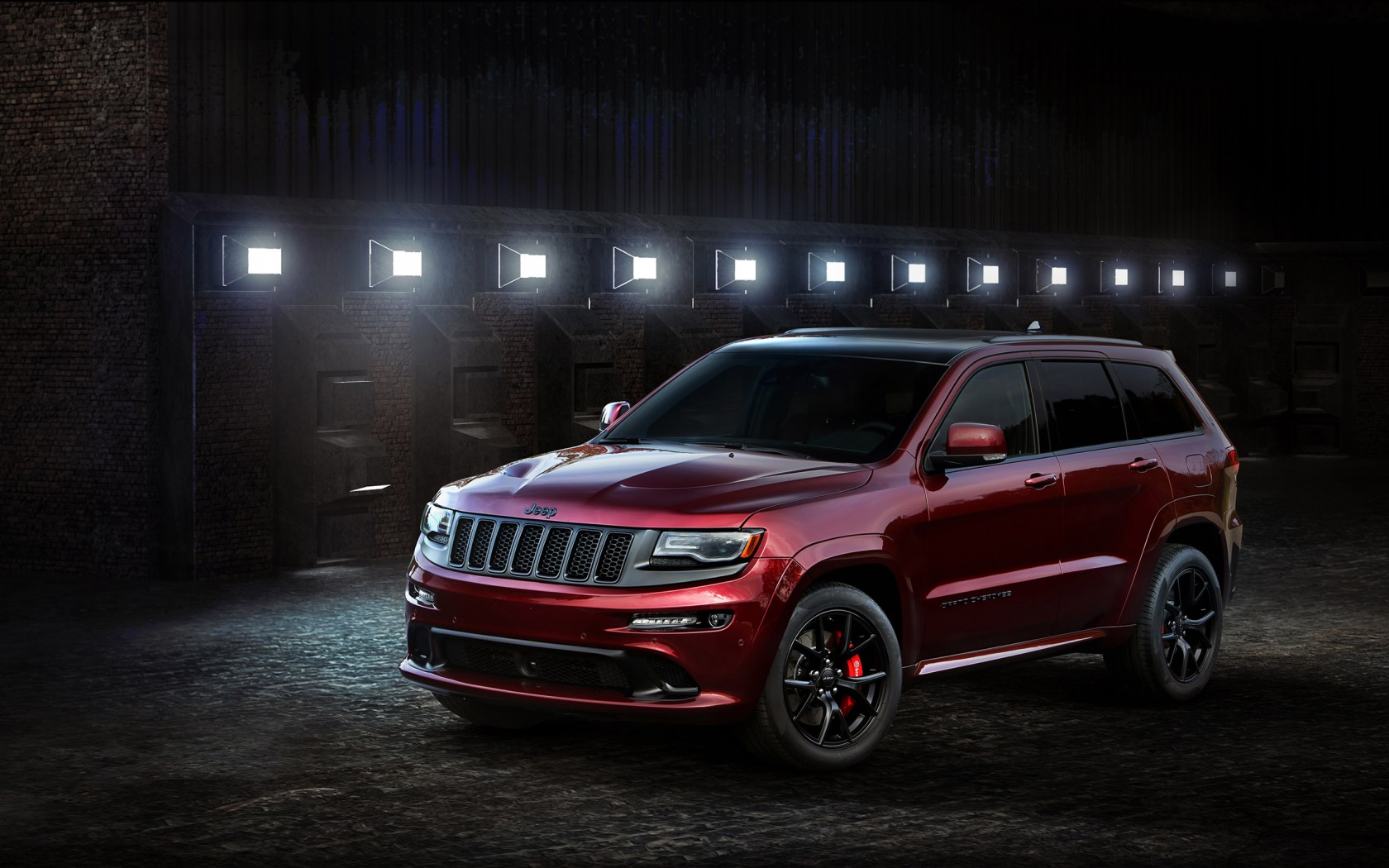 Jeep Car Images Hd: 2016 Jeep Grand Cherokee SRT Wallpaper