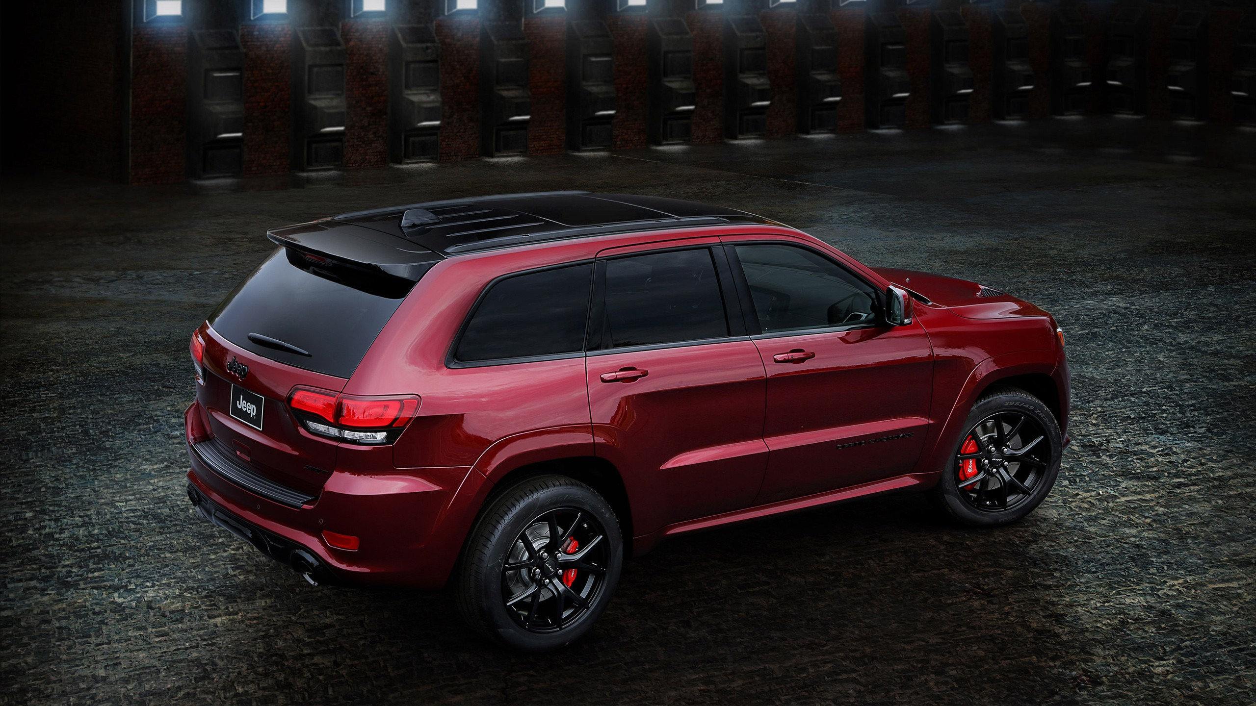 jeep cherokee grand srt wallpapers hd night wrangler backcountry hdcarwallpapers 2560 1440 resolutions 1280