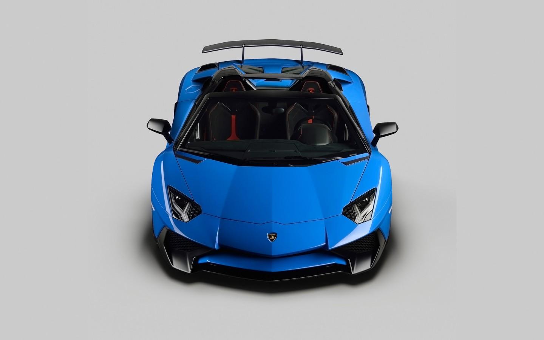 2016 Lamborghini Aventador LP750 4 SV Roadster Wallpaper ...